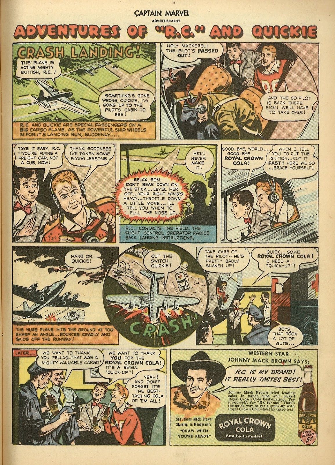 Captain Marvel Adventures issue 70 - Page 13