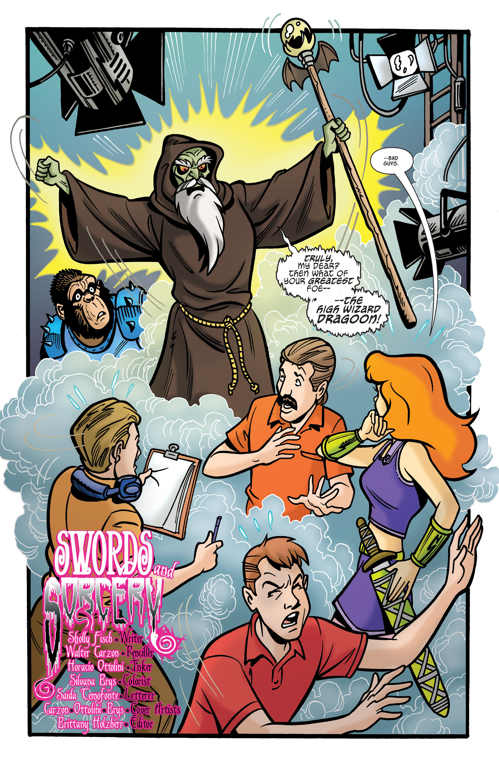 Read online Scooby-Doo: Where Are You? comic -  Issue #75 - 3