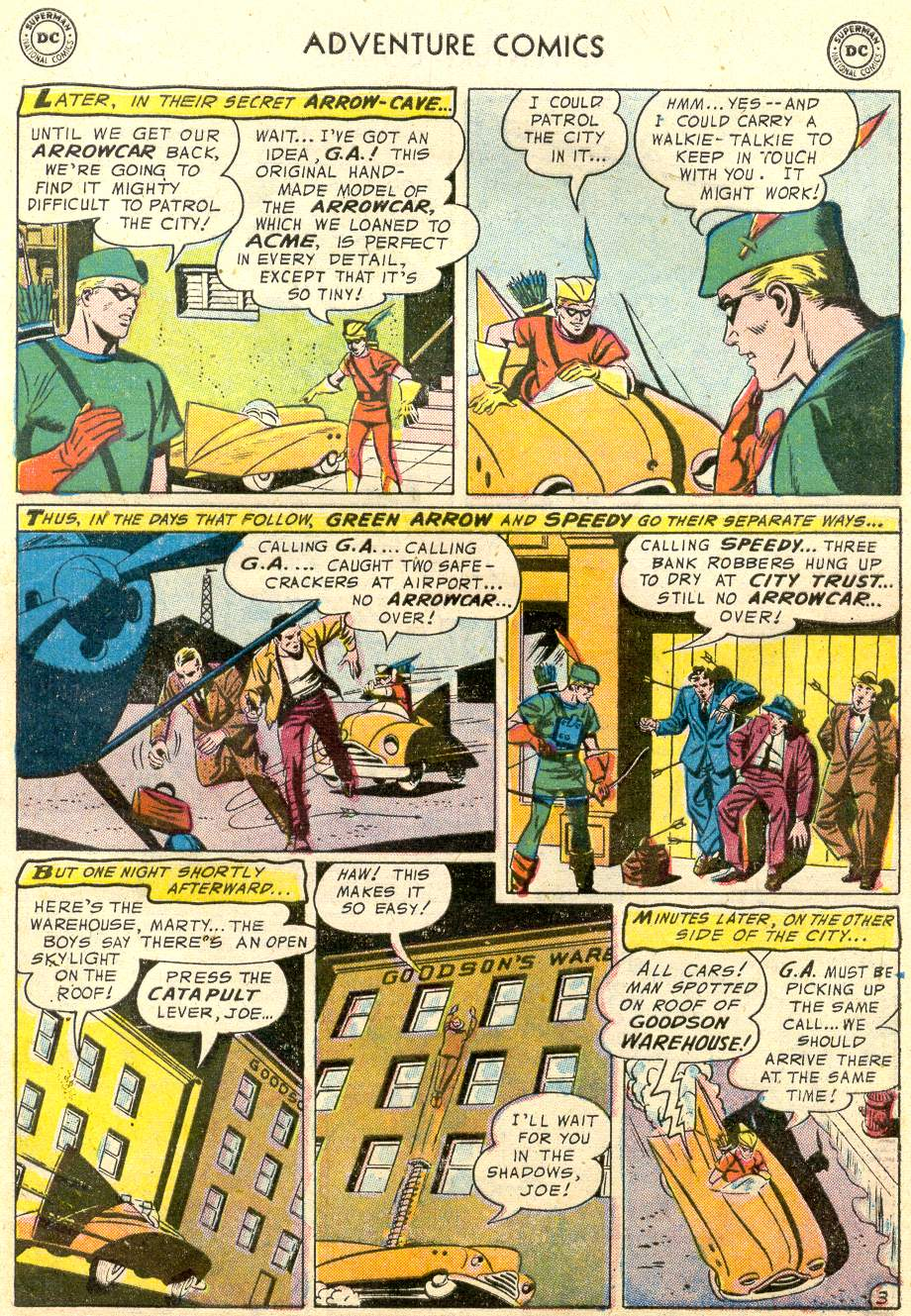 Read online Adventure Comics (1938) comic -  Issue #231 - 30