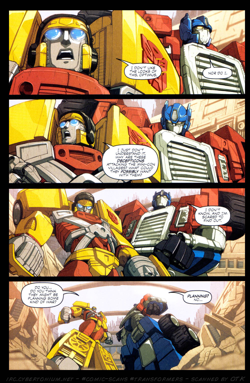 Read online Transformers Armada comic -  Issue #2 - 3