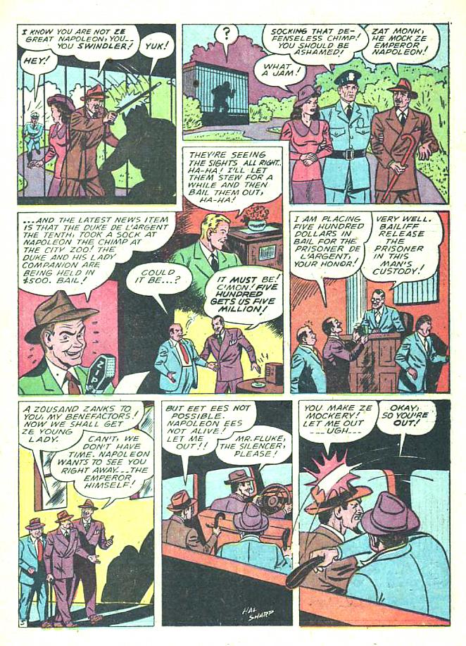 Read online Sensation (Mystery) Comics comic -  Issue #17 - 41