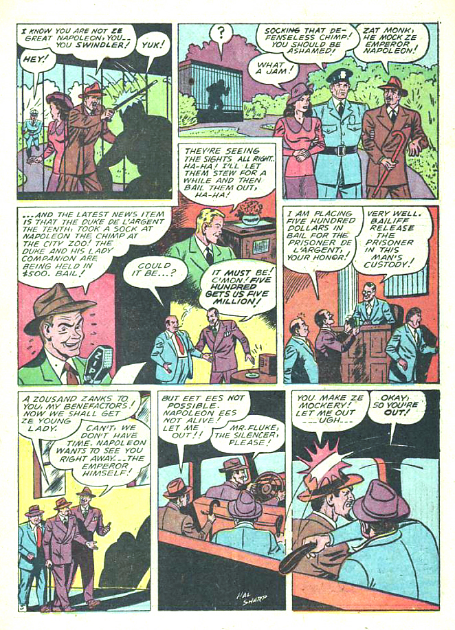 Sensation (Mystery) Comics issue 17 - Page 41