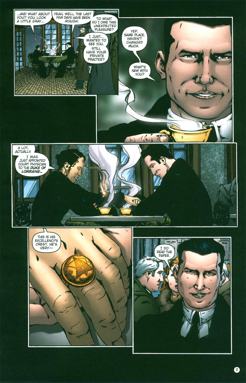 Read online Rex Mundi comic -  Issue #2 - 18