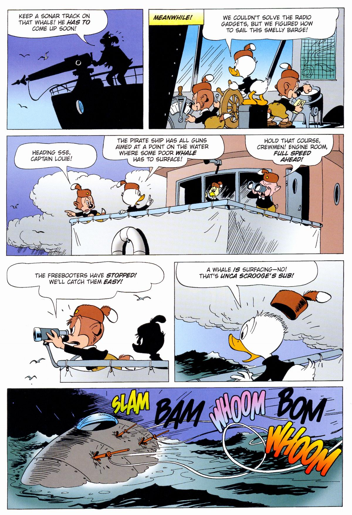 Read online Uncle Scrooge (1953) comic -  Issue #331 - 47