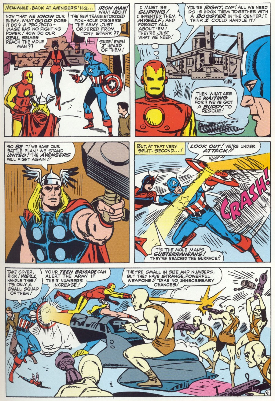 The Avengers (1963) 12 Page 9