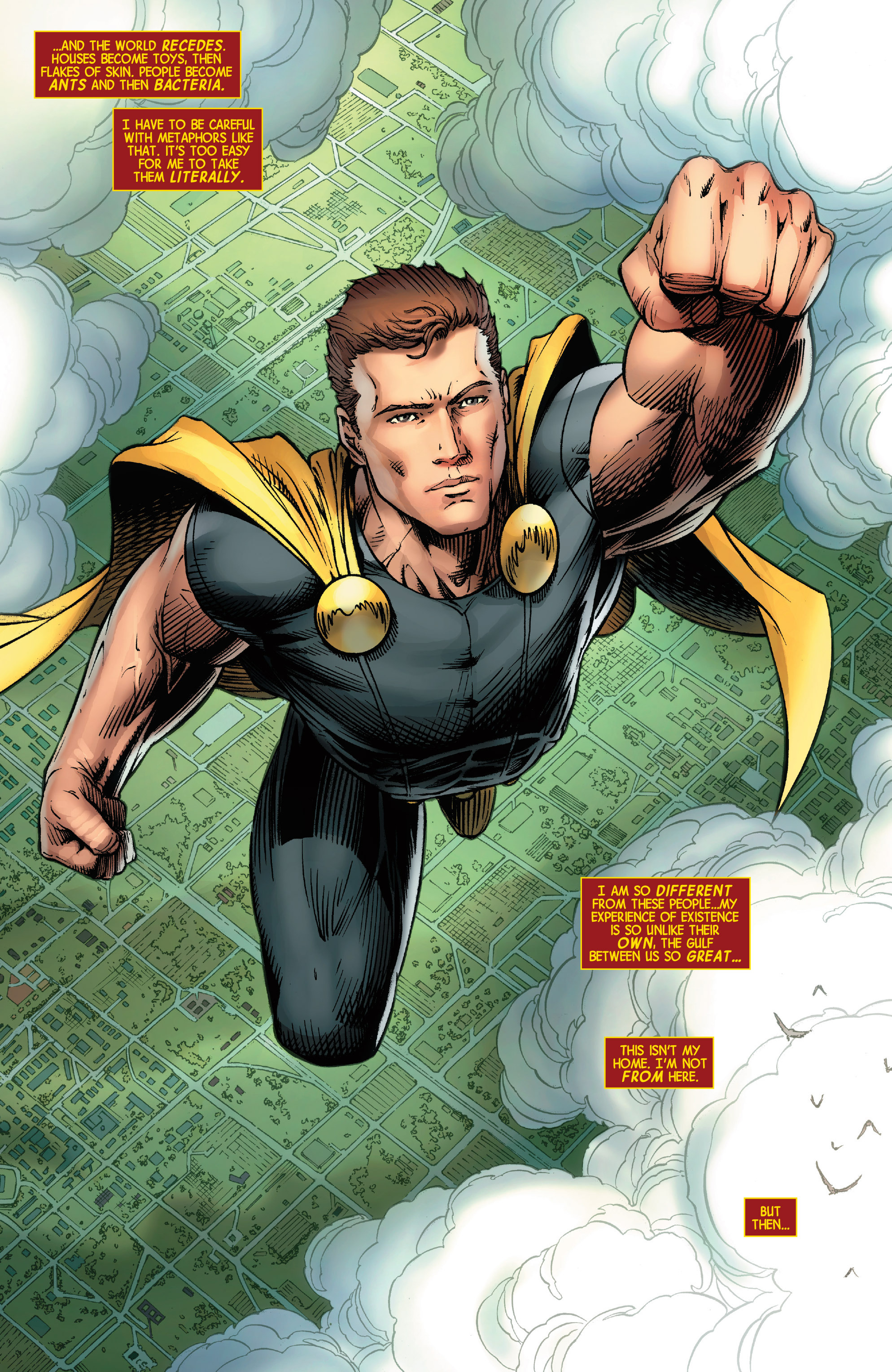 Read online Avengers (2013) comic -  Issue #34.1 - 12