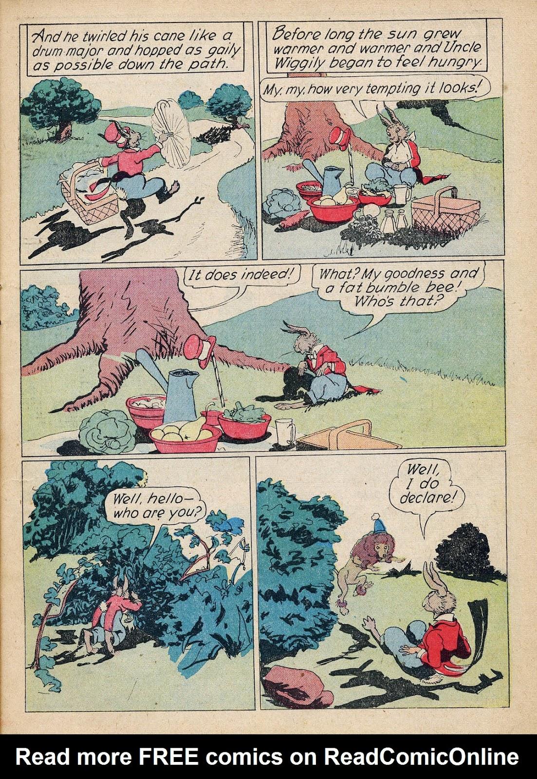 Read online Animal Comics comic -  Issue #7 - 5