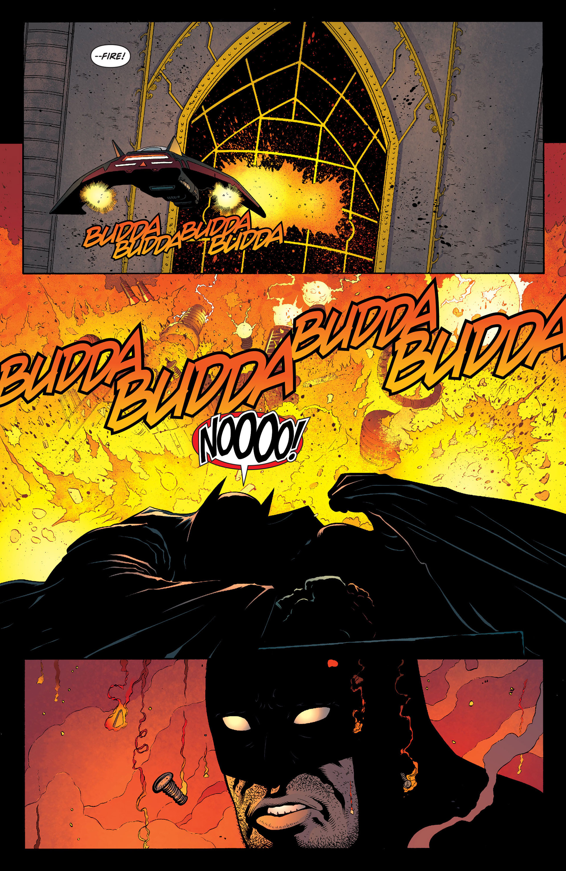 Read online Batman and Robin (2011) comic -  Issue #19 - 20