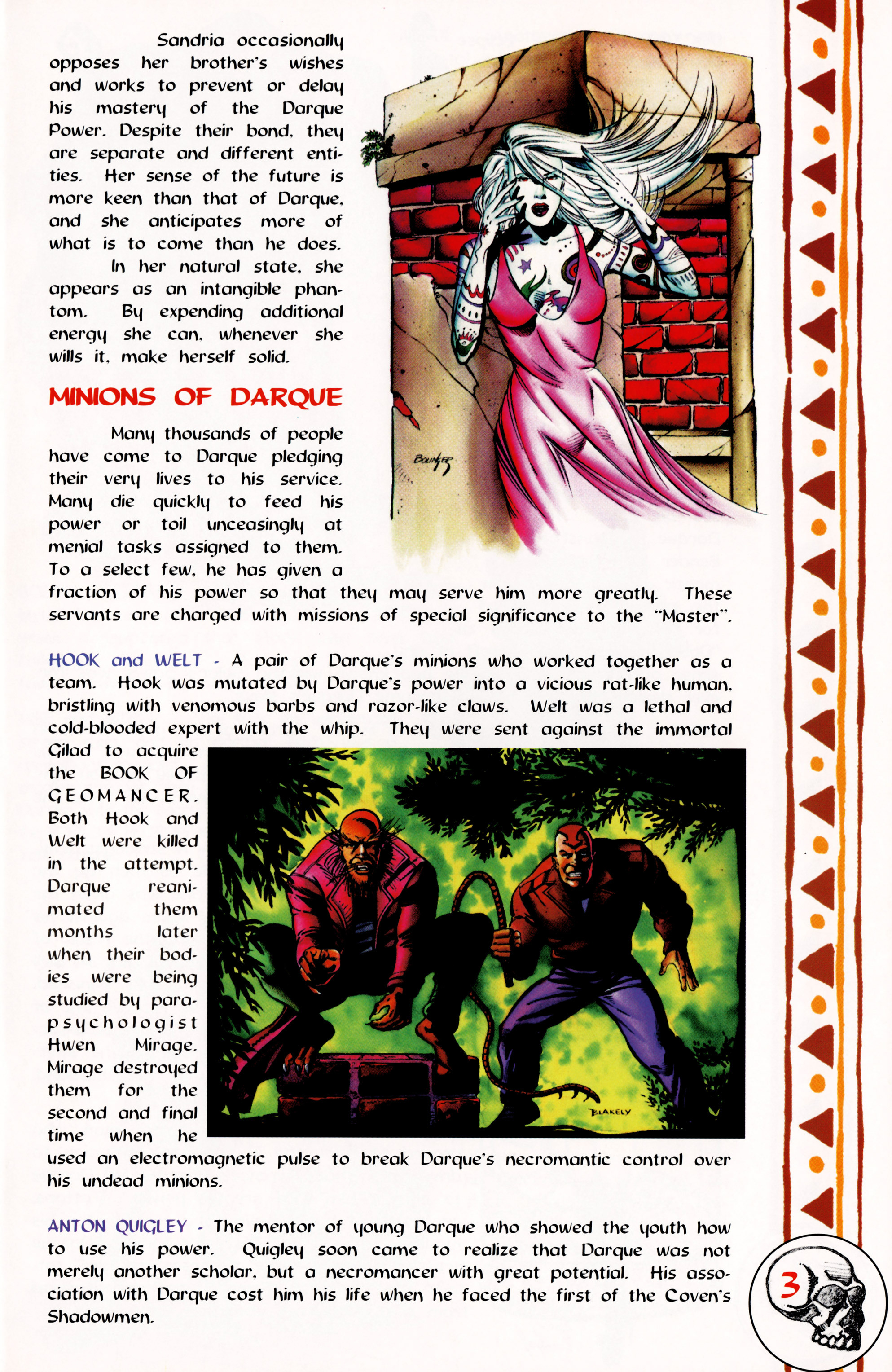 Read online Darque Passages comic -  Issue # Full - 5