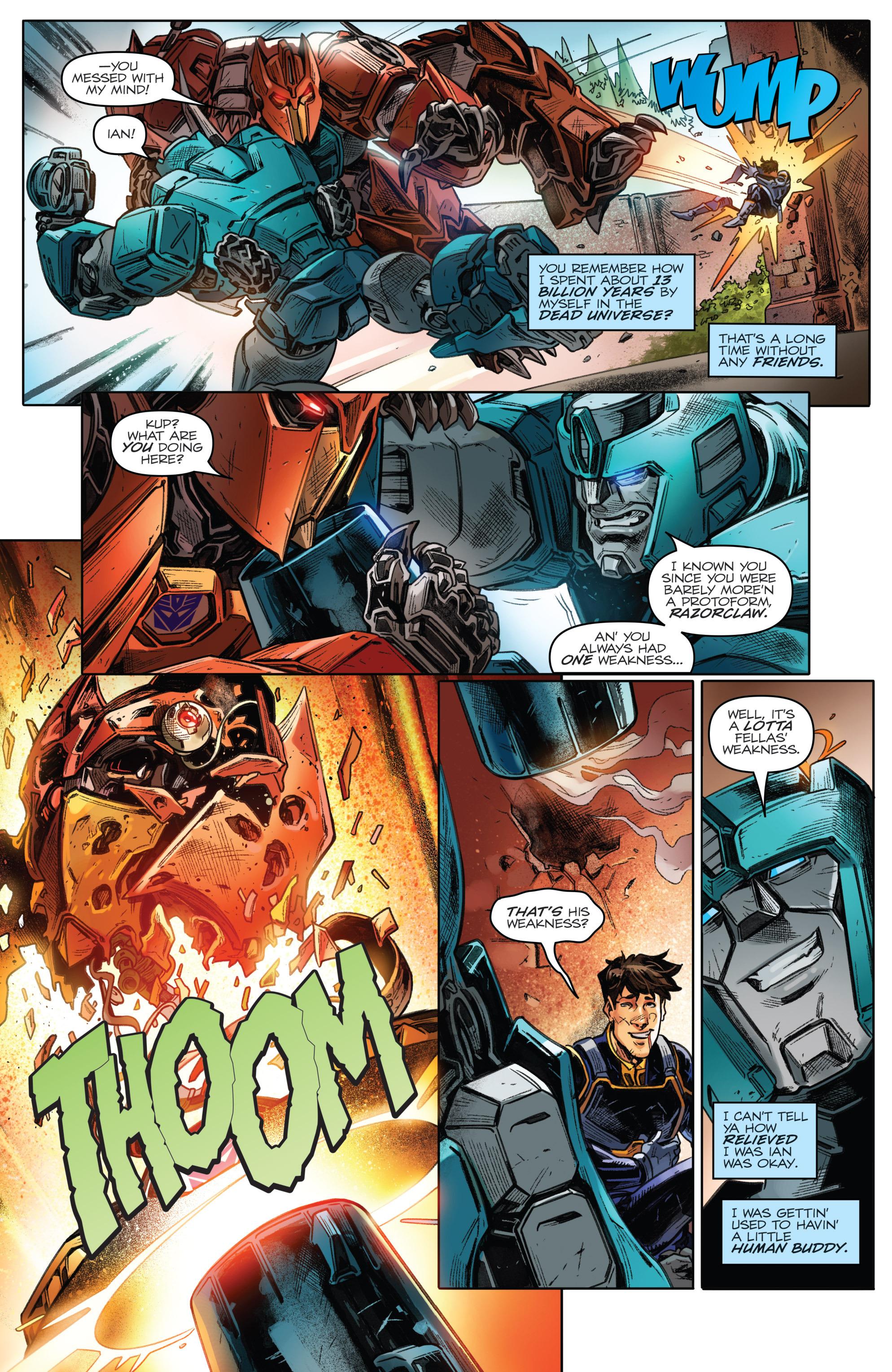 Read online Revolutionaries comic -  Issue #4 - 21