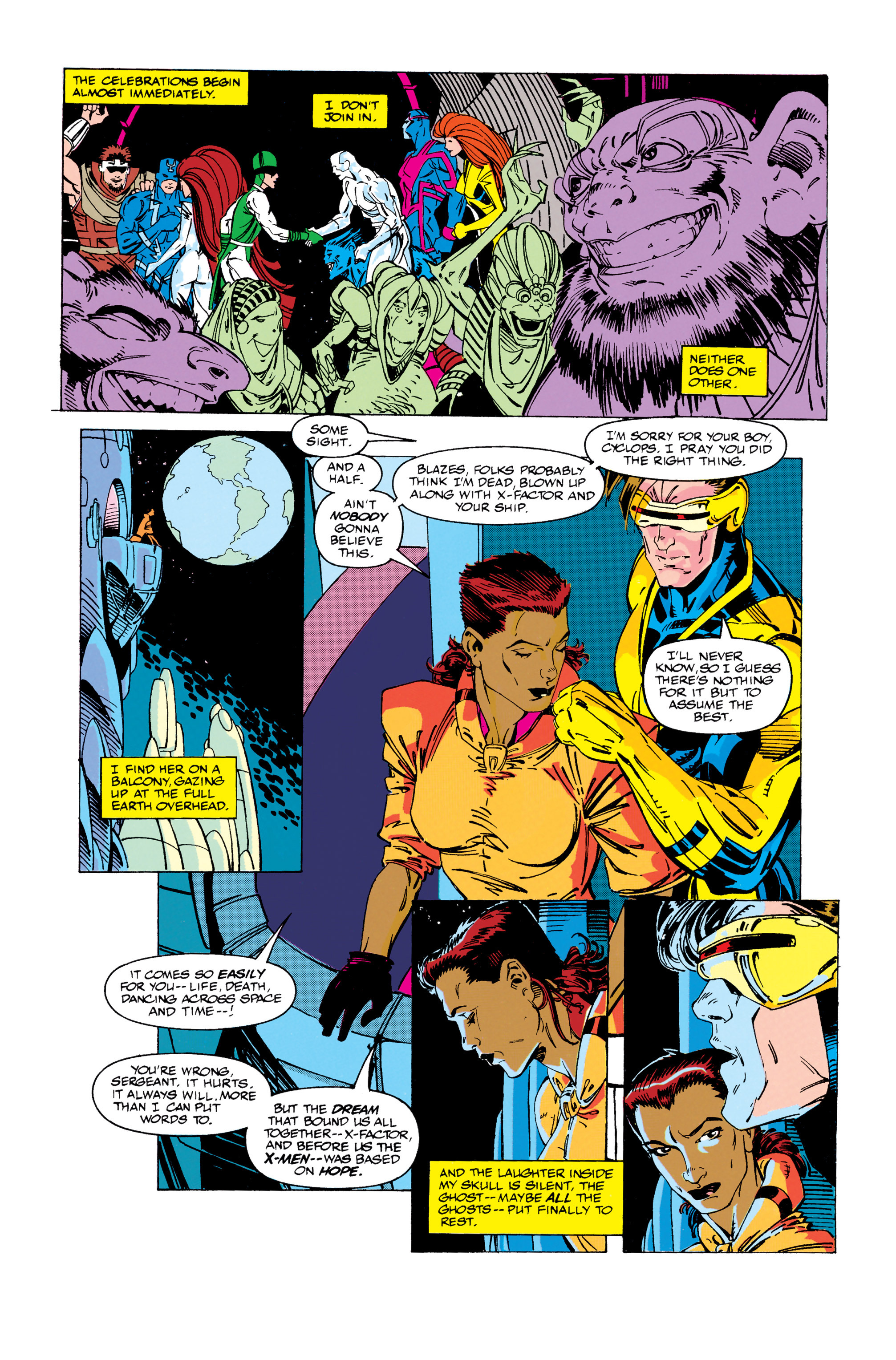 Read online X-Factor (1986) comic -  Issue #68 - 22