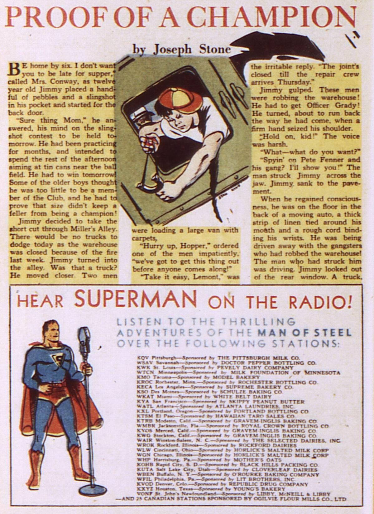Read online Detective Comics (1937) comic -  Issue #52 - 50
