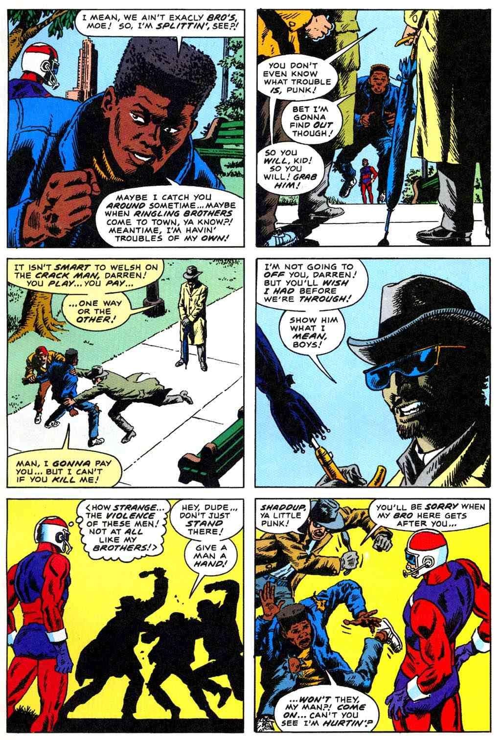 Read online Bombast comic -  Issue # Full - 9