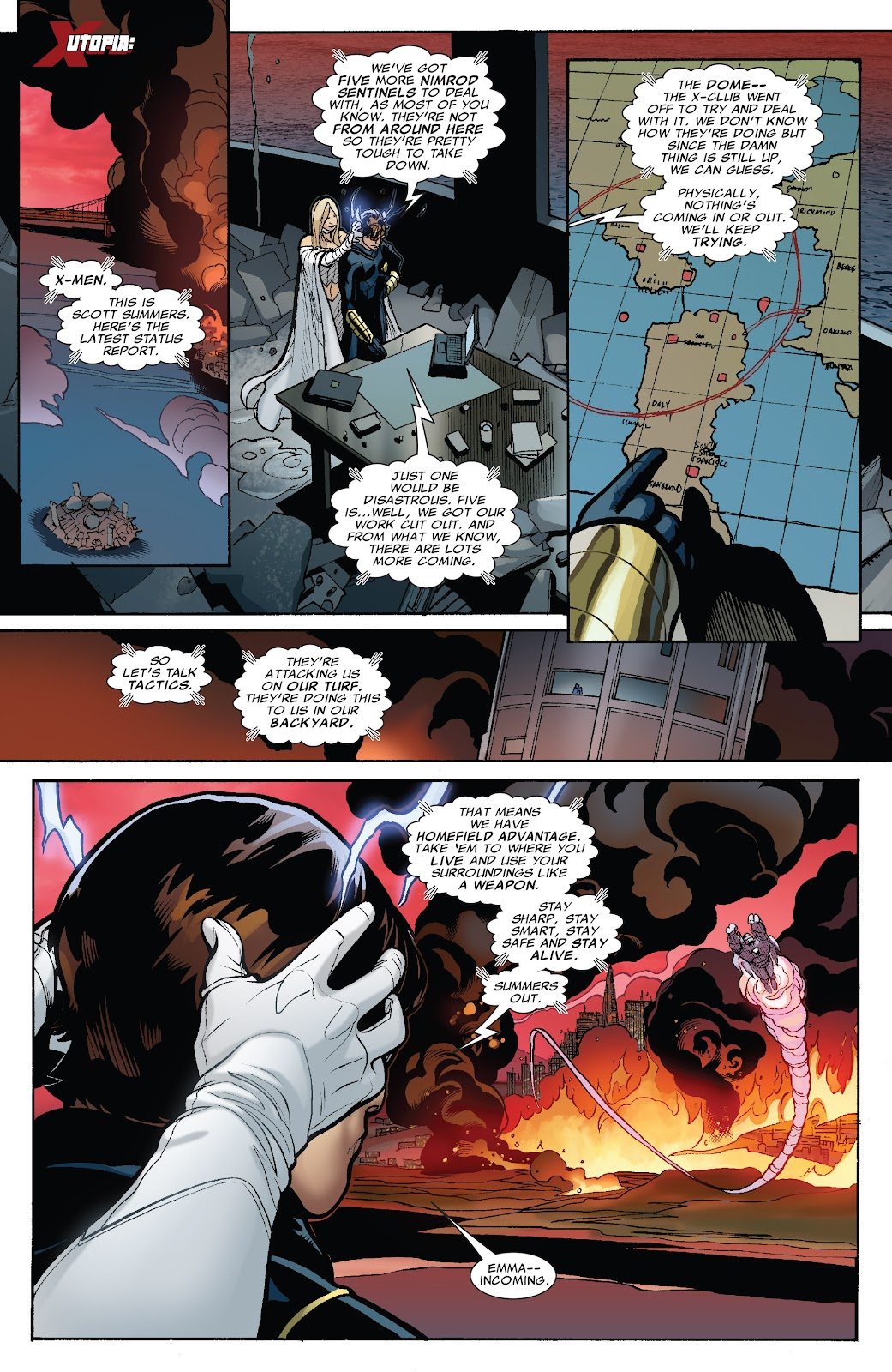 Read online X-Men: Second Coming comic -  Issue # _TPB (Part 3) - 37