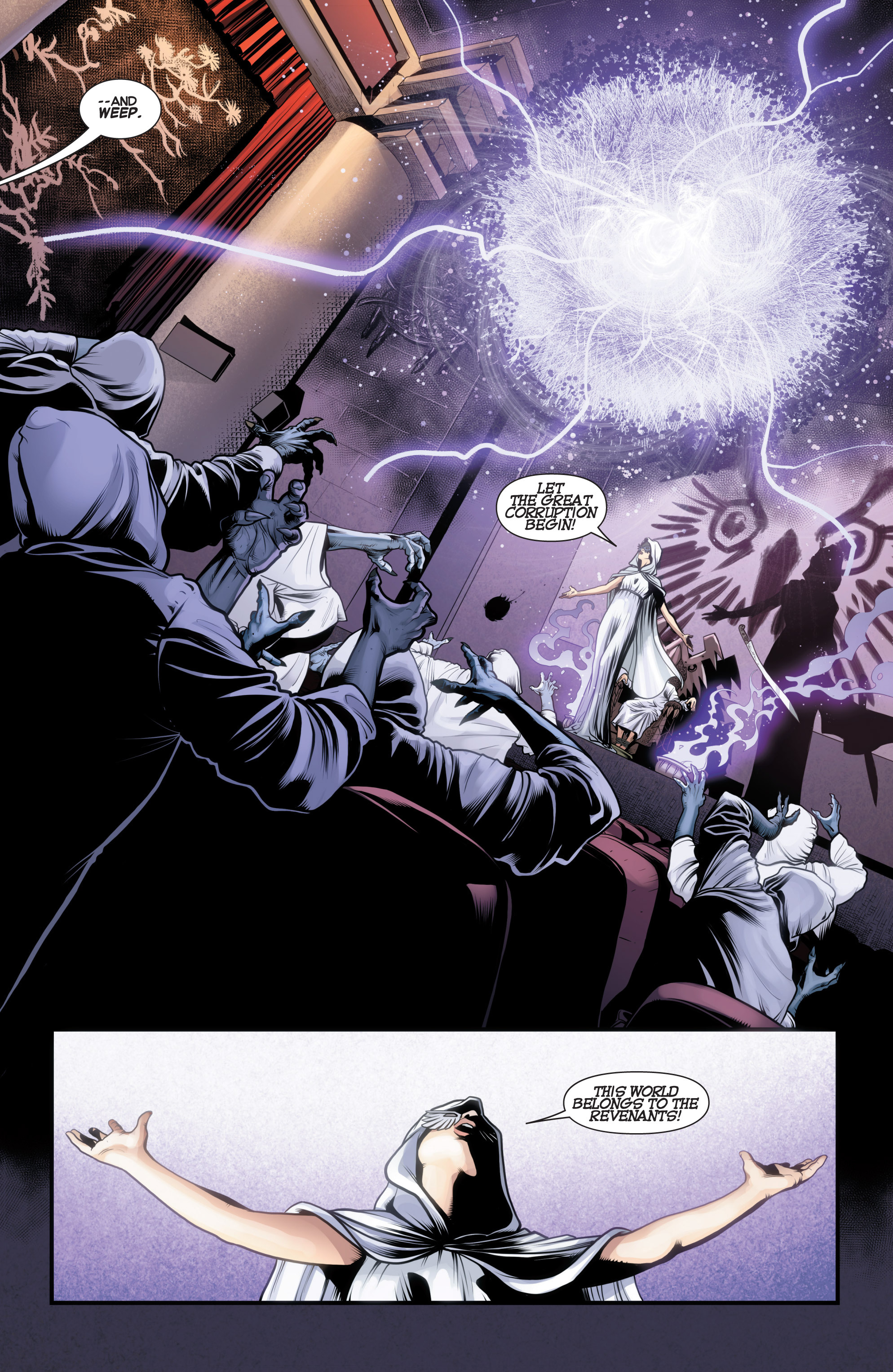 Read online Uncanny X-Force (2013) comic -  Issue #13 - 15