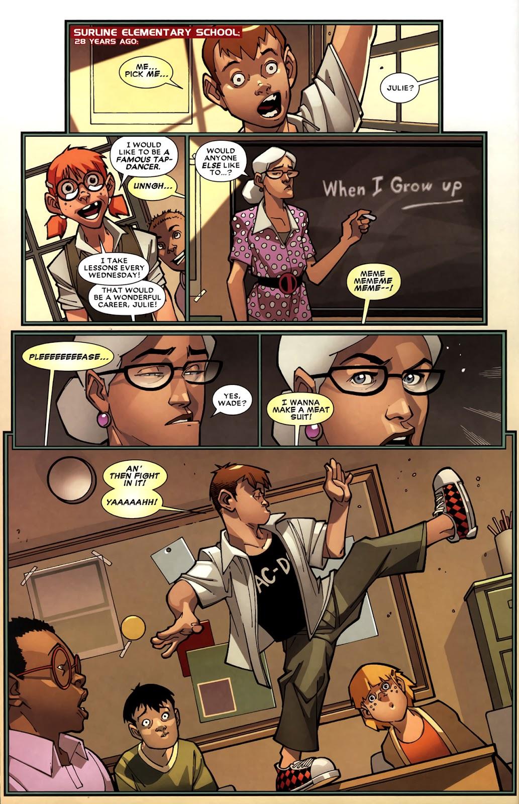 Read online Deadpool (2008) comic -  Issue #11 - 18
