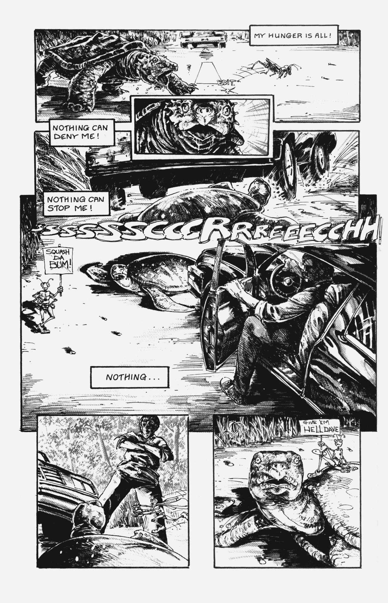 Read online Shell Shock comic -  Issue # Full - 102