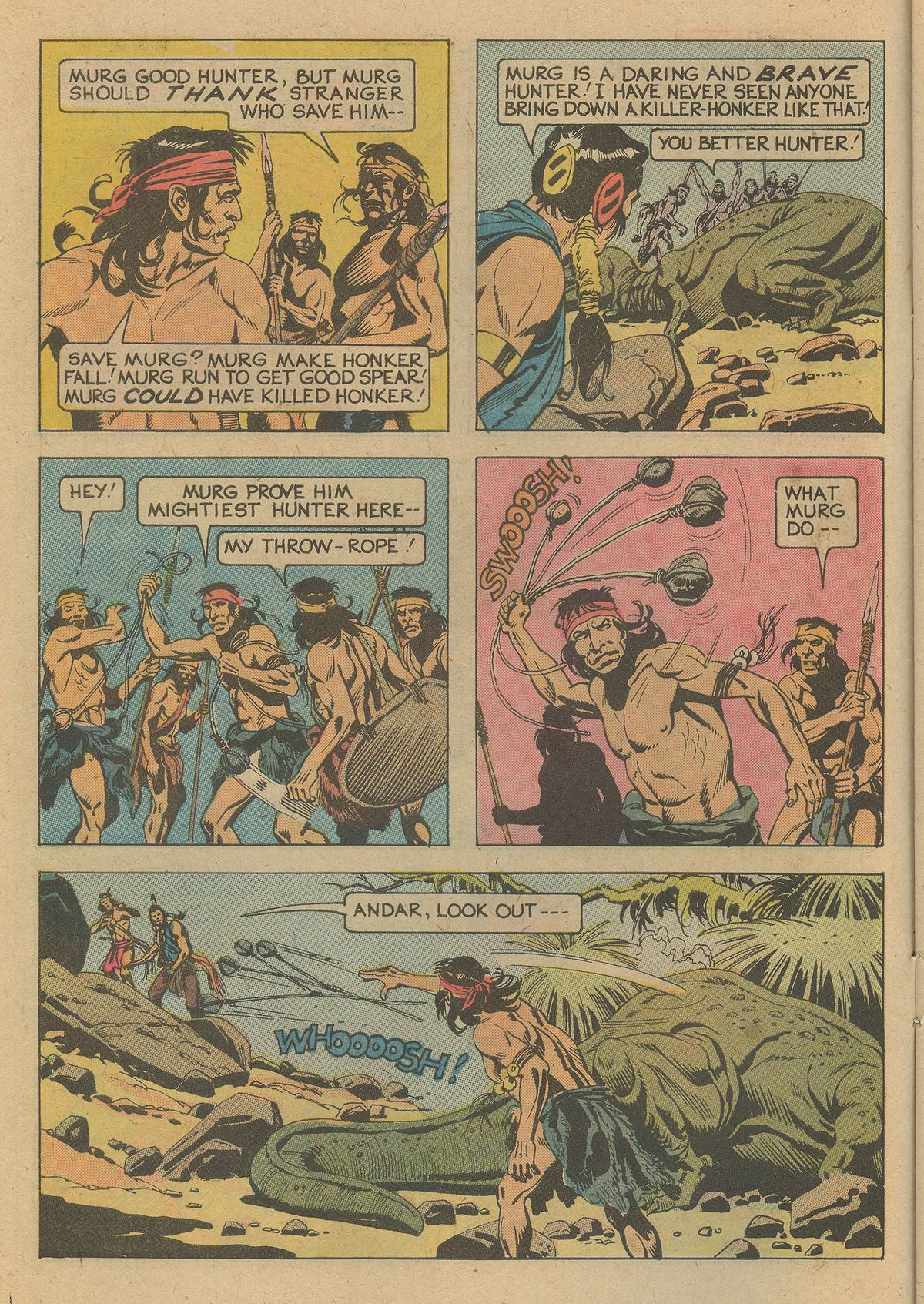 Read online Turok, Son of Stone comic -  Issue #109 - 6