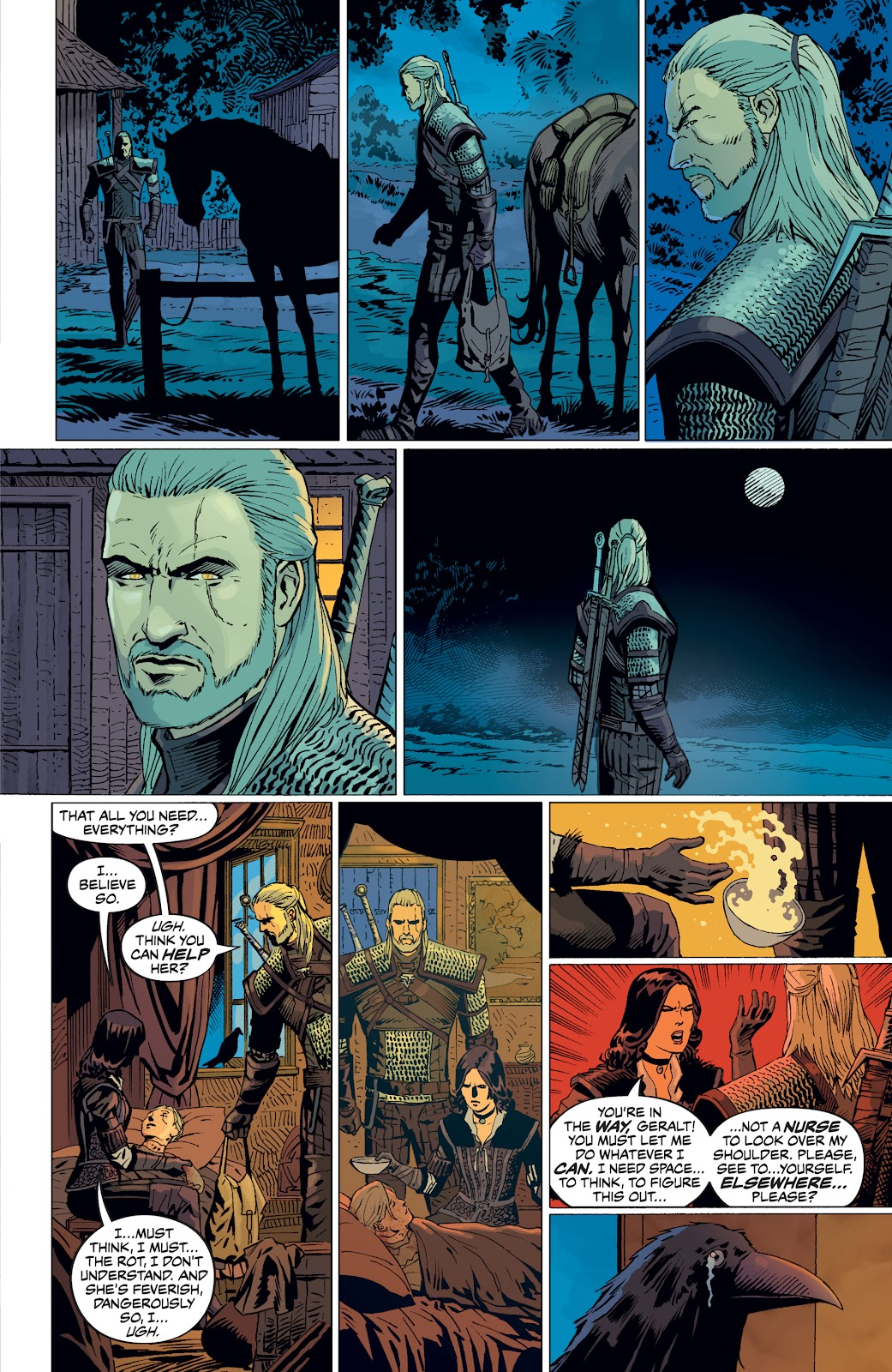 Read online The Witcher Omnibus comic -  Issue # TPB (Part 4) - 95