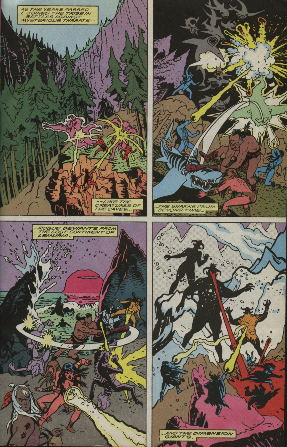 Read online Alpha Flight (1983) comic -  Issue #83 - 11