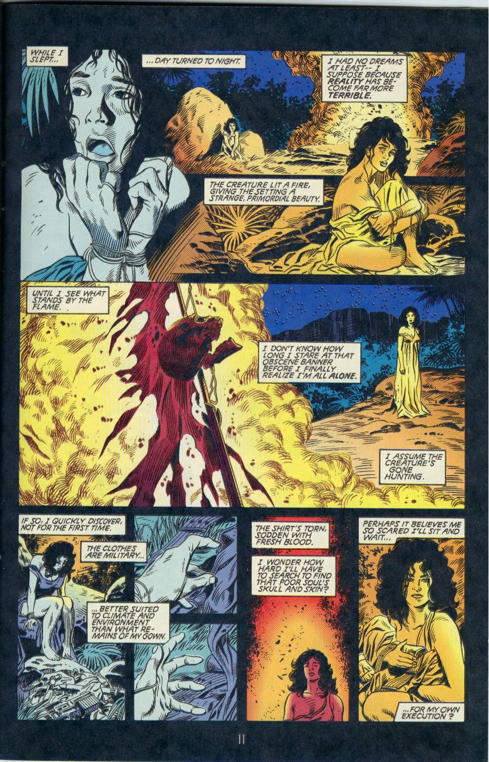 Read online Aliens/Predator: The Deadliest of the Species comic -  Issue #2 - 12