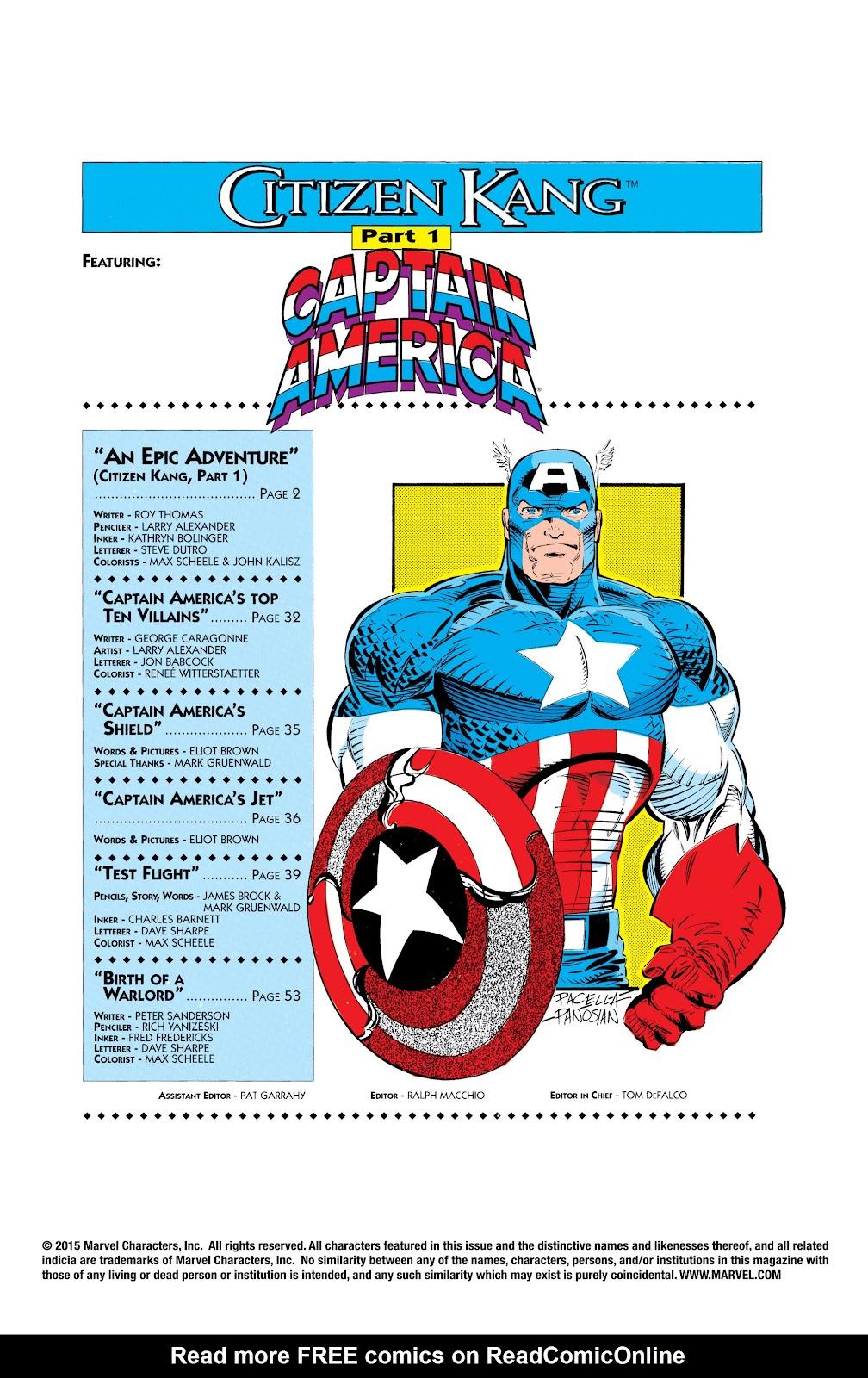 Read online Avengers: Citizen Kang comic -  Issue # TPB (Part 1) - 4