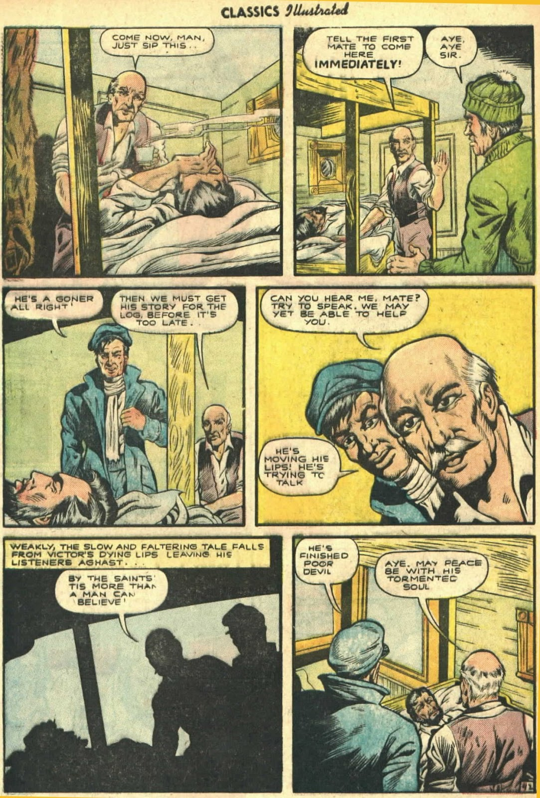 Classics Illustrated issue 26 - Page 44