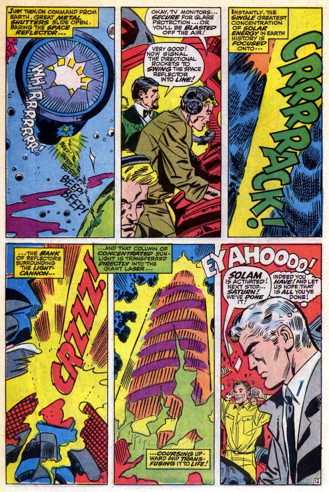 Captain Marvel (1968) Issue #6 #6 - English 13