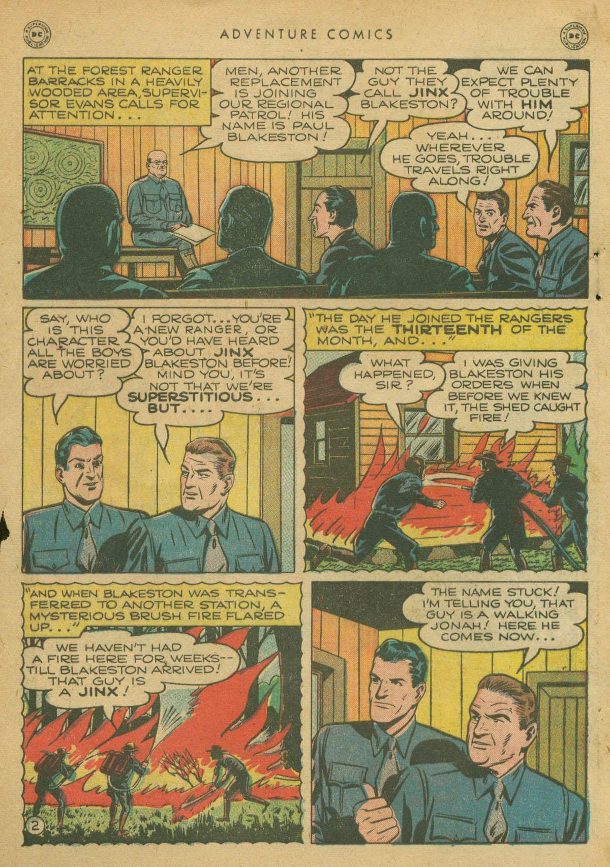 Read online Adventure Comics (1938) comic -  Issue #142 - 3