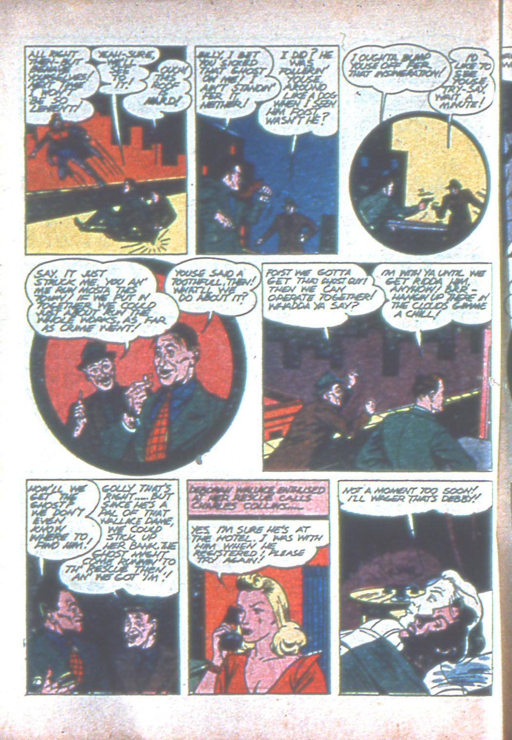 Read online Sensation (Mystery) Comics comic -  Issue #3 - 38