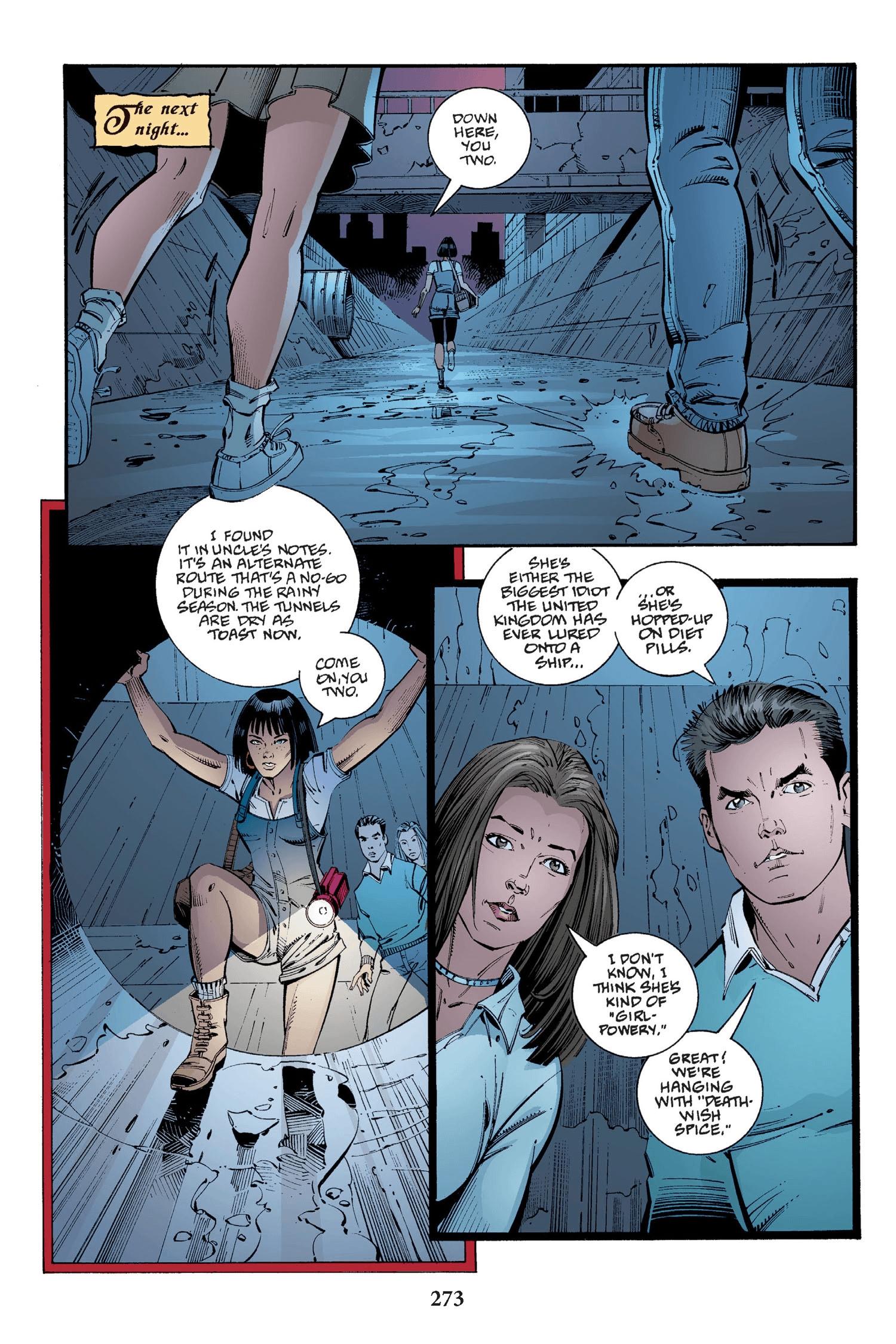 Read online Buffy the Vampire Slayer: Omnibus comic -  Issue # TPB 2 - 265