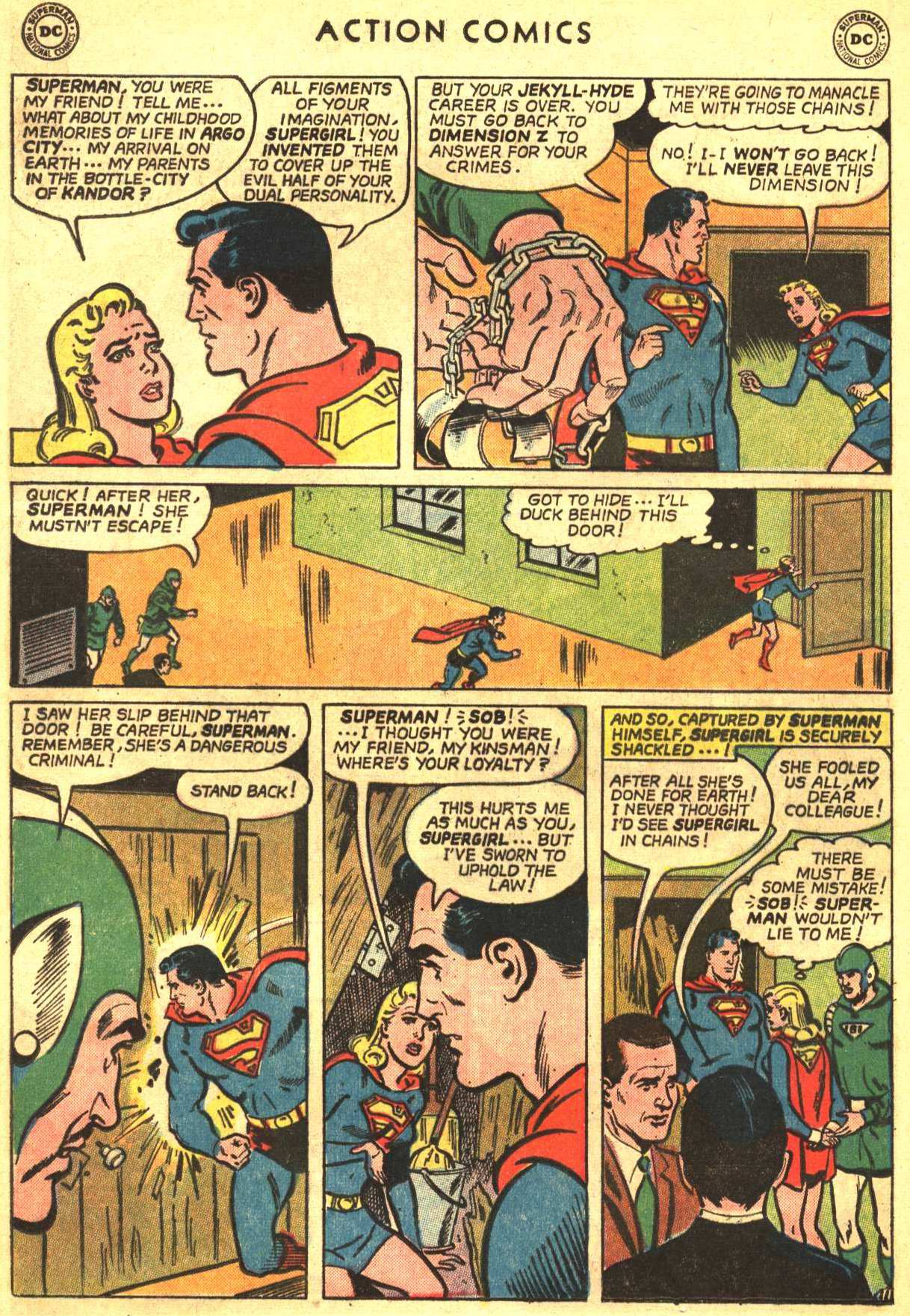 Read online Action Comics (1938) comic -  Issue #327 - 32