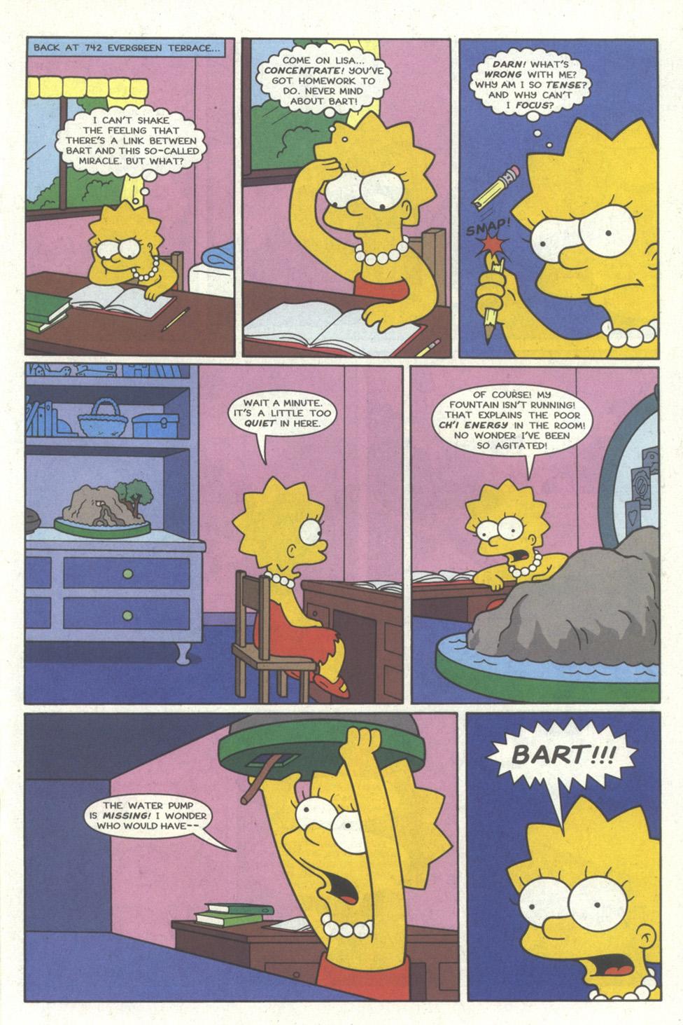 Read online Simpsons Comics comic -  Issue #19 - 16