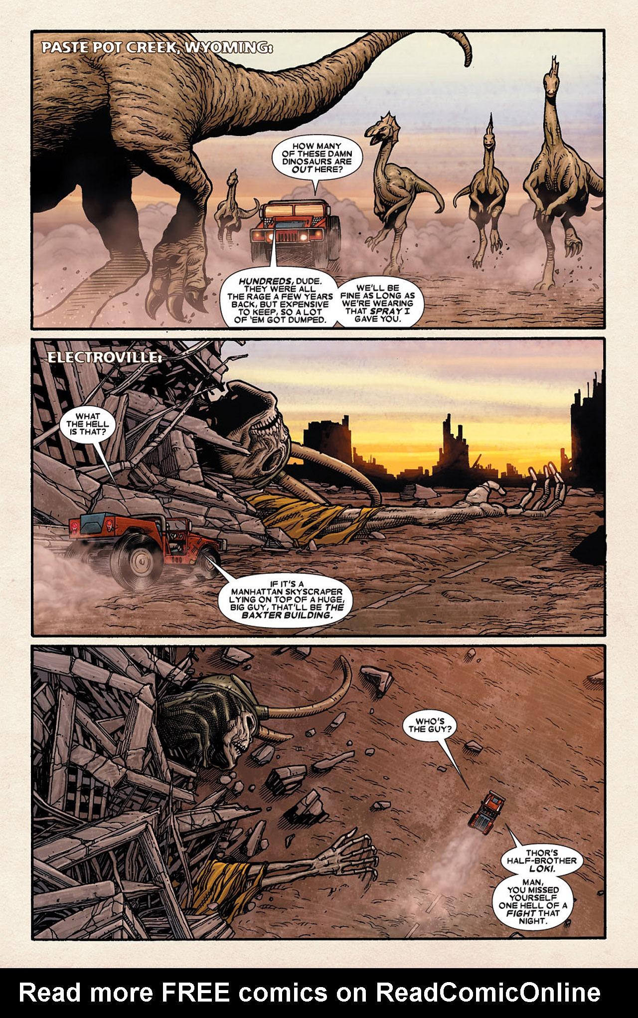 Read online Wolverine: Old Man Logan comic -  Issue # Full - 83