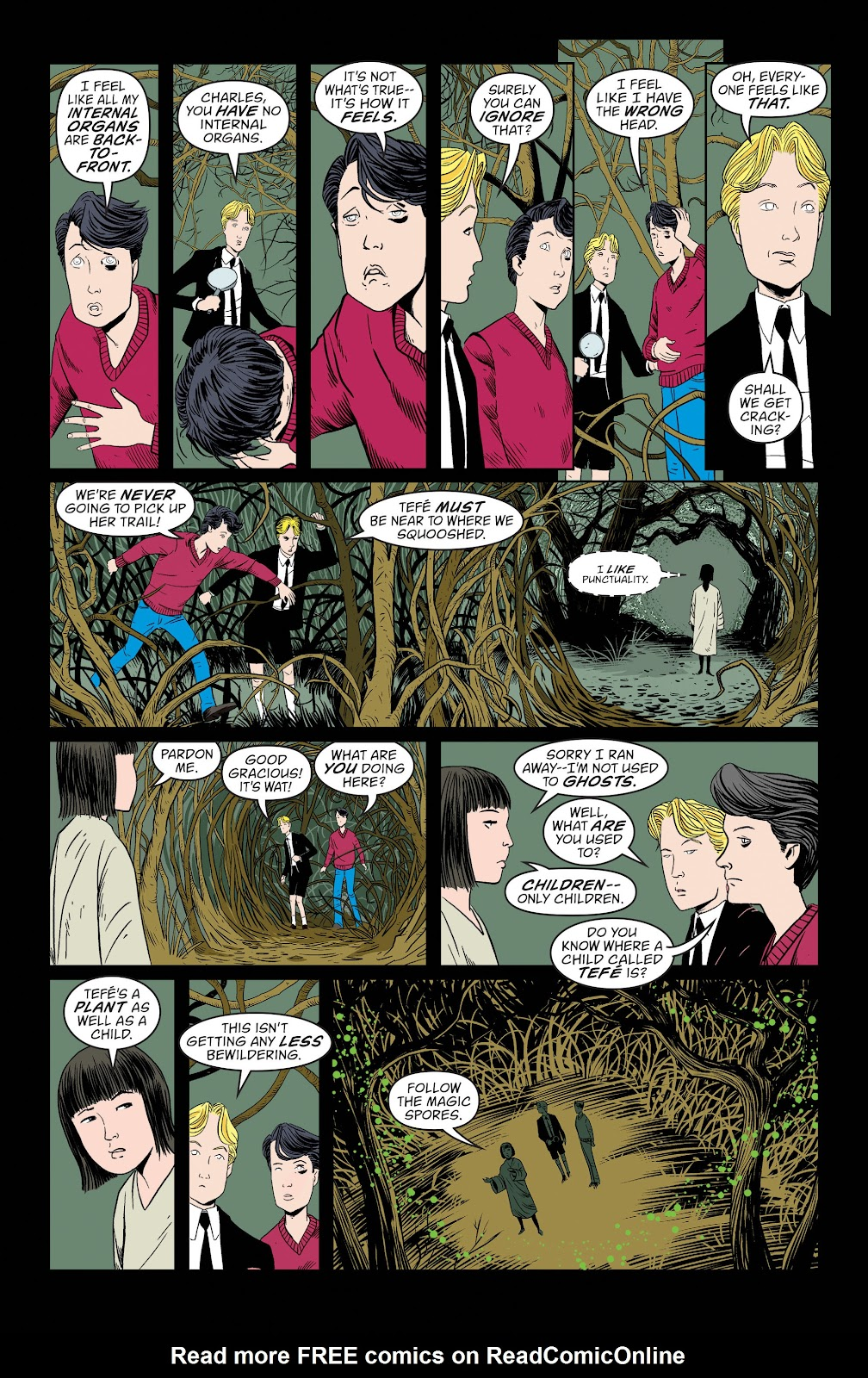 Read online The Children's Crusade comic -  Issue # _TPB (Part 1) - 68