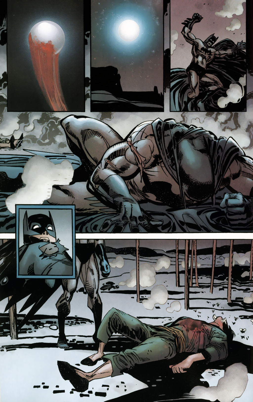 Read online Batman: Death and the Maidens comic -  Issue #9 - 9