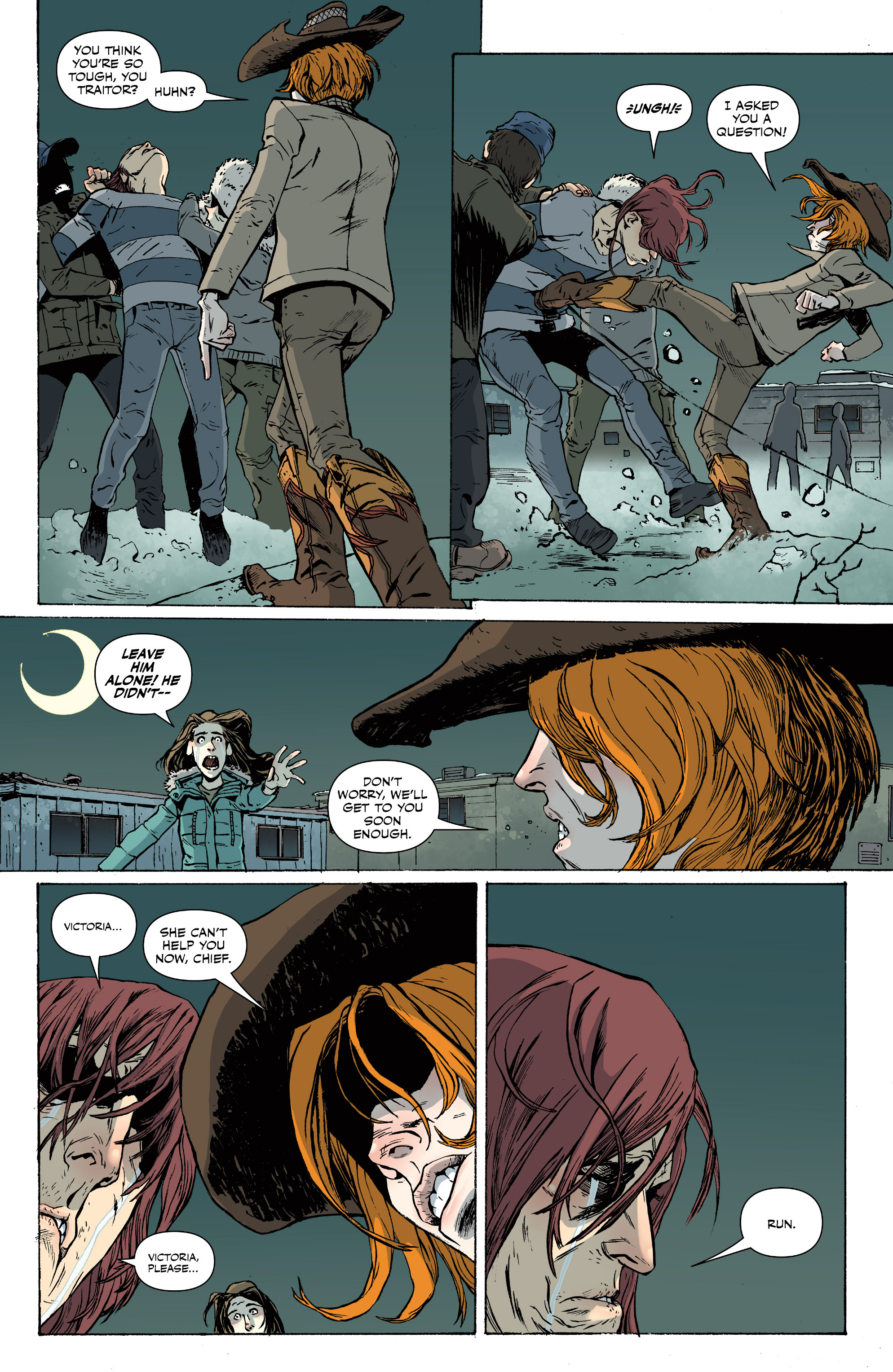 Read online Sheltered comic -  Issue #11 - 5