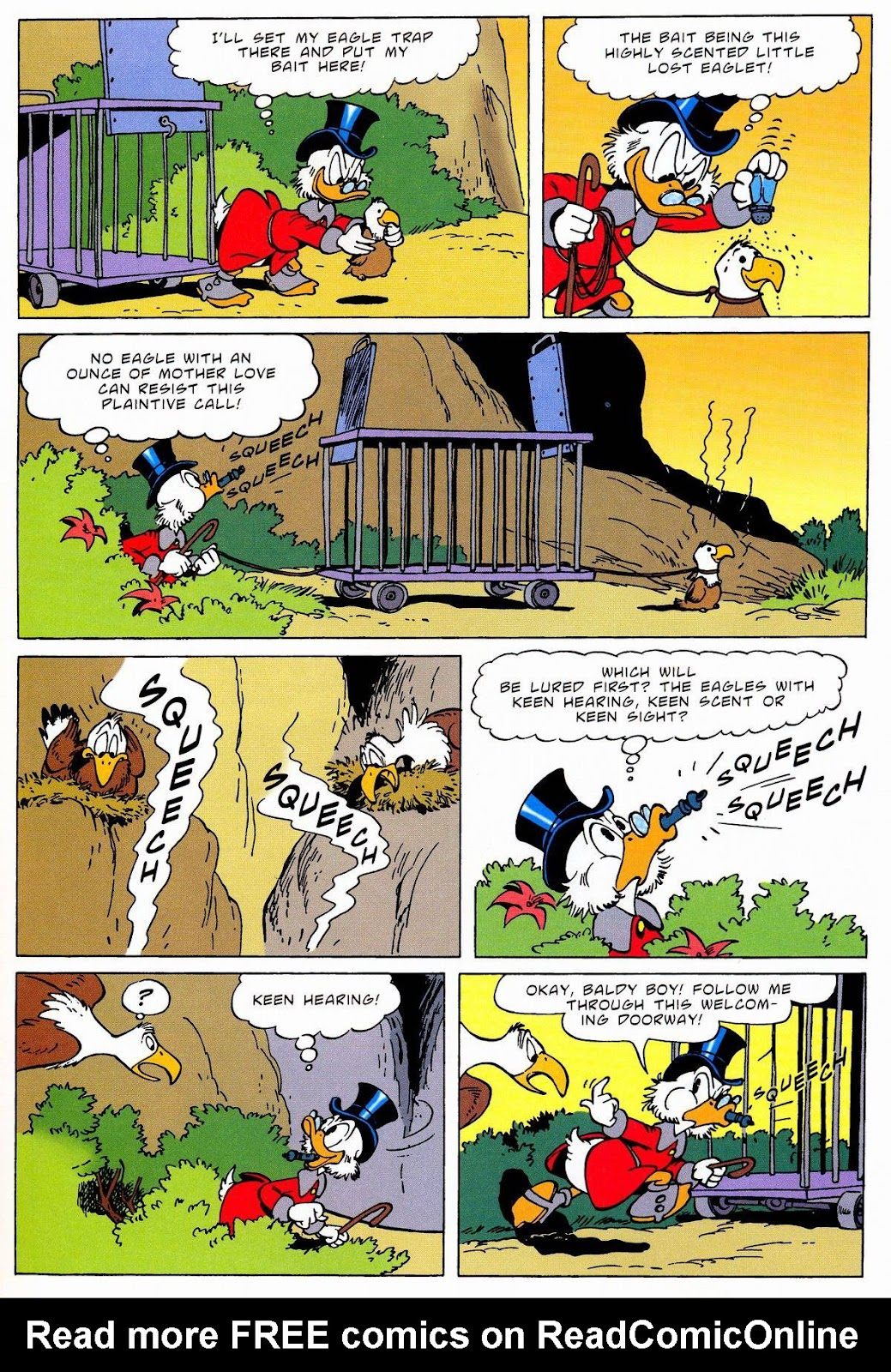 Walt Disney's Comics and Stories issue 641 - Page 61