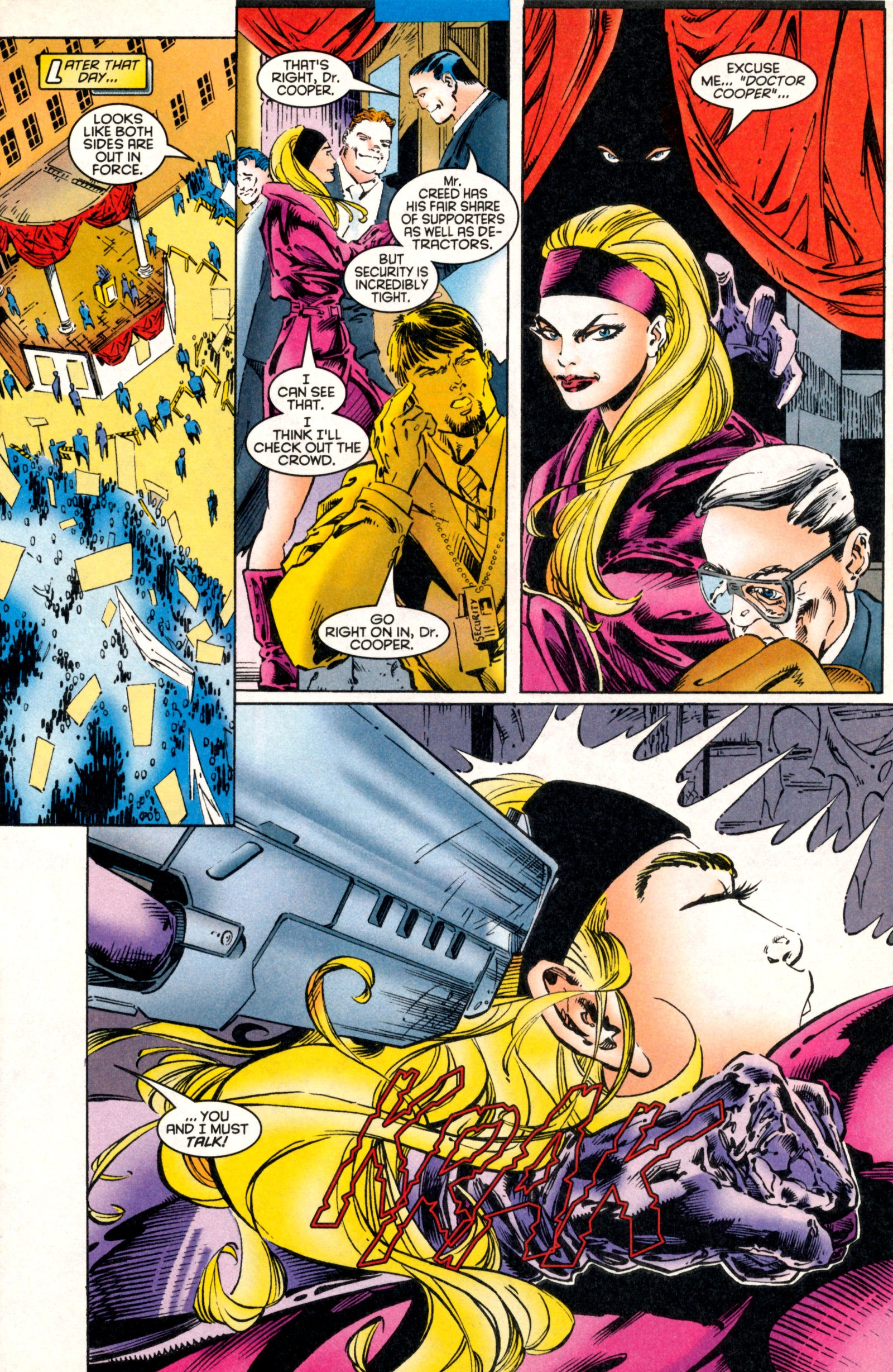 Read online X-Factor (1986) comic -  Issue #130 - 12