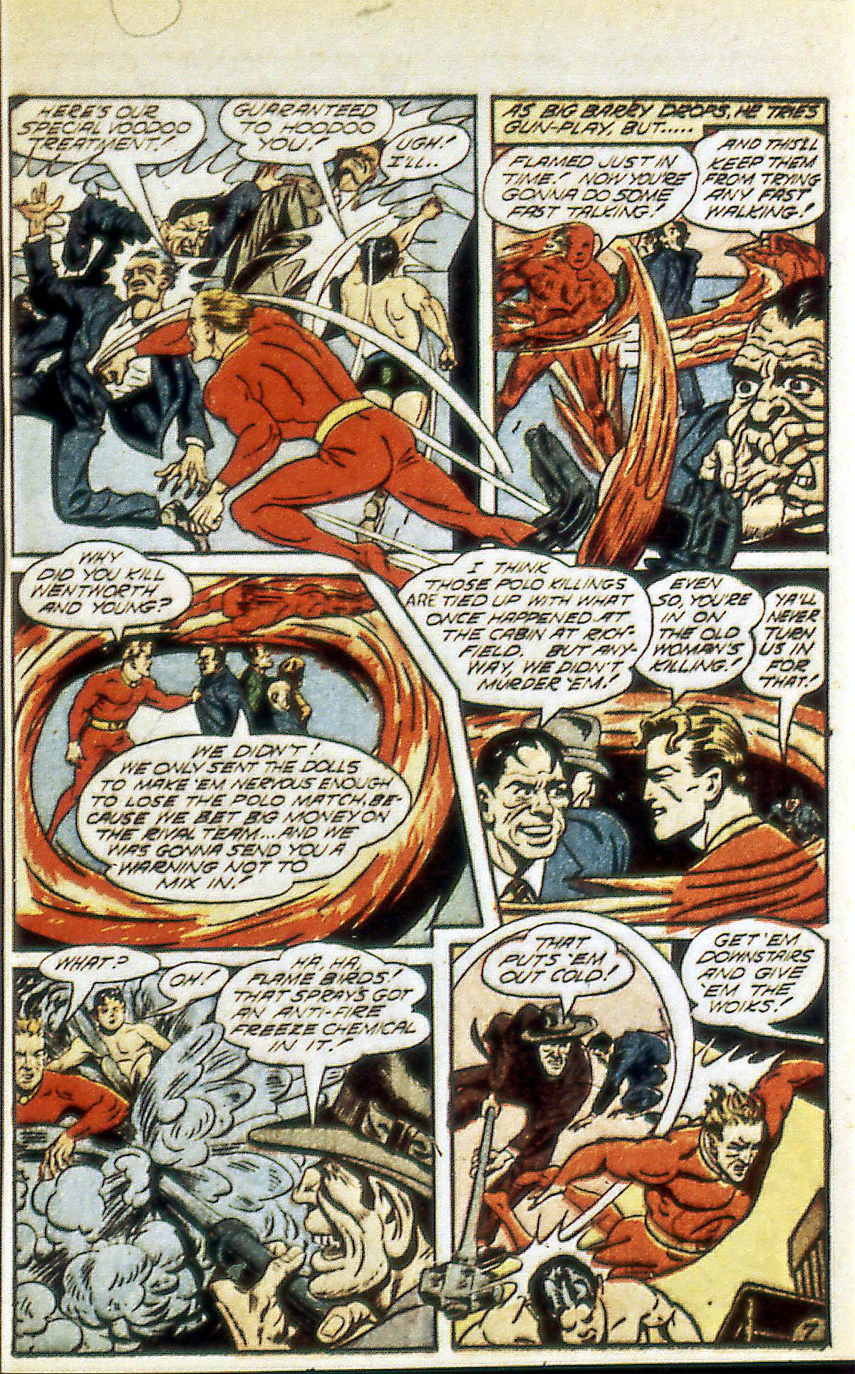 Read online All-Winners Comics comic -  Issue #17 - 36
