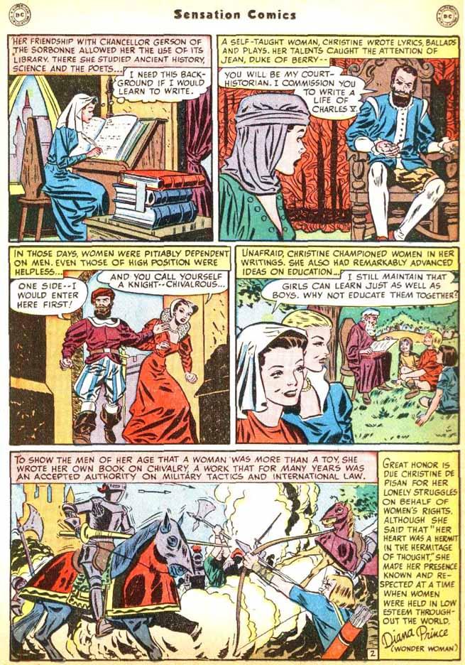 Read online Sensation (Mystery) Comics comic -  Issue #92 - 36