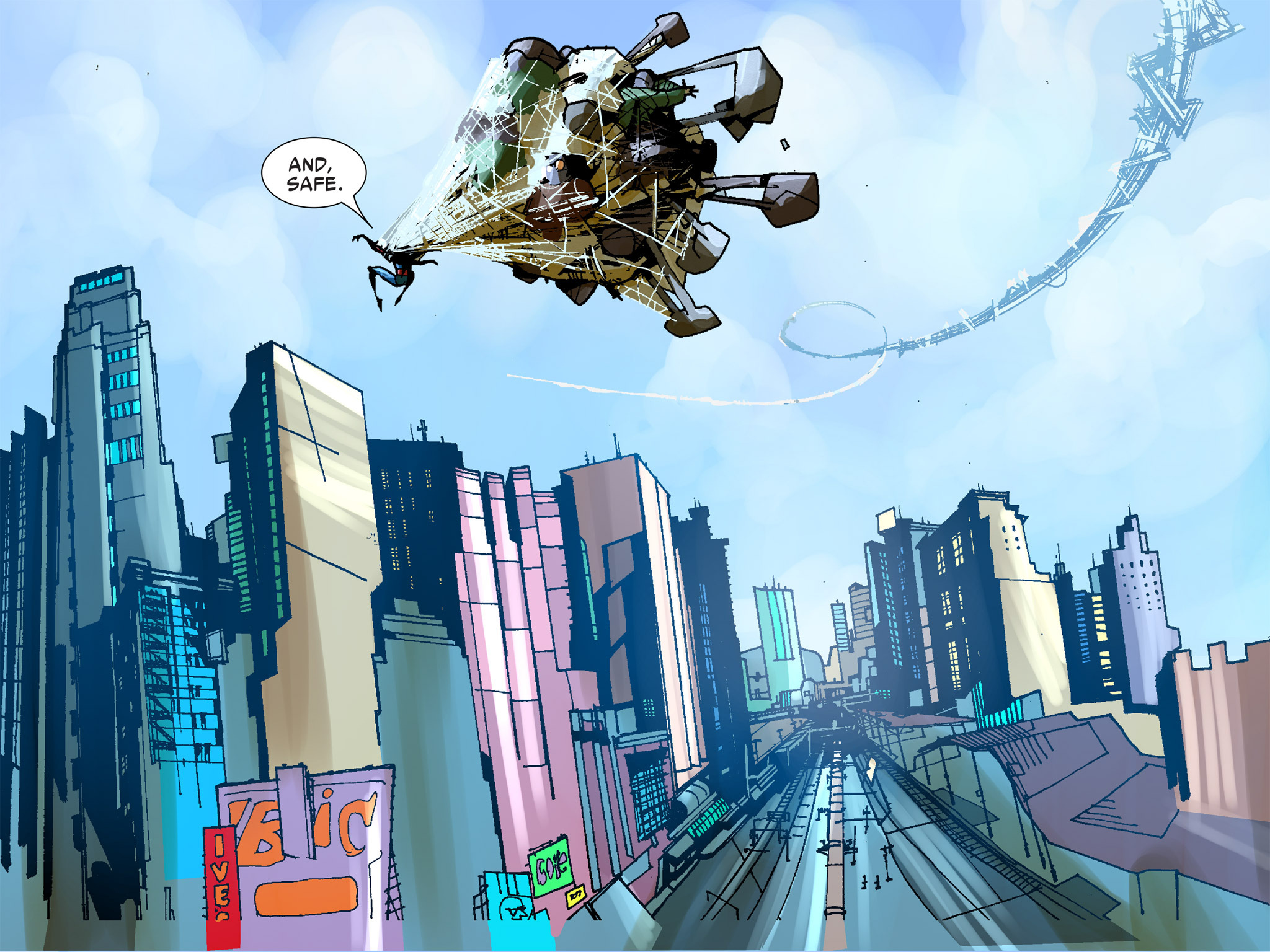 Read online Amazing Spider-Man: Who Am I? comic -  Issue # Full (Part 1) - 61