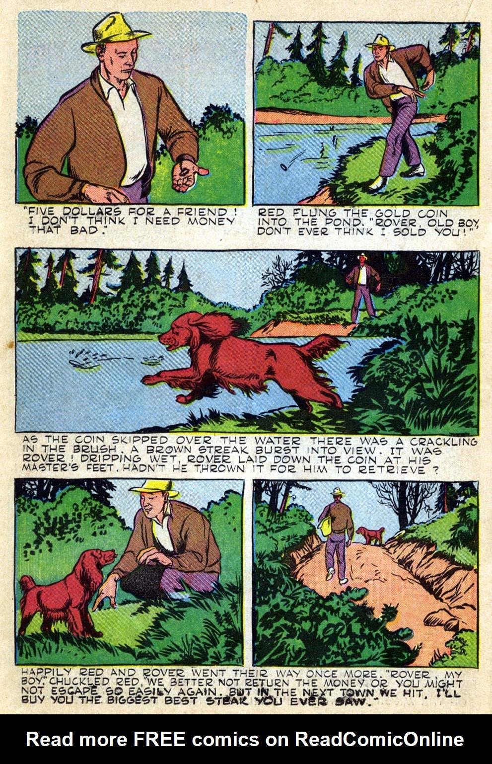 Read online Animal Comics comic -  Issue #22 - 30