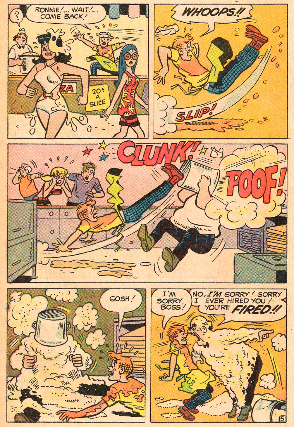 Read online Archie's Girls Betty and Veronica comic -  Issue #165 - 7