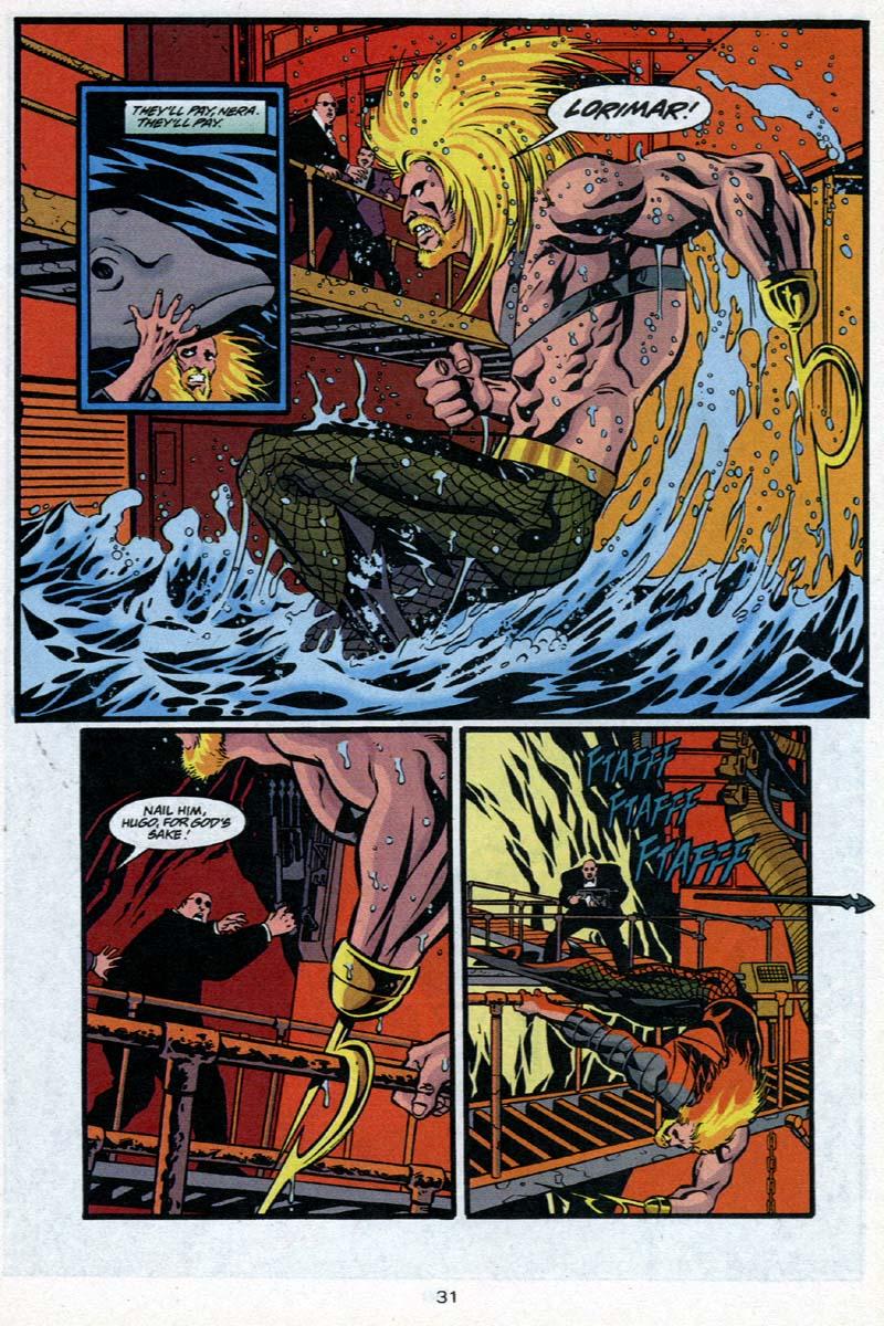 Read online Aquaman (1994) comic -  Issue #Aquaman (1994) _Annual 3 - 32
