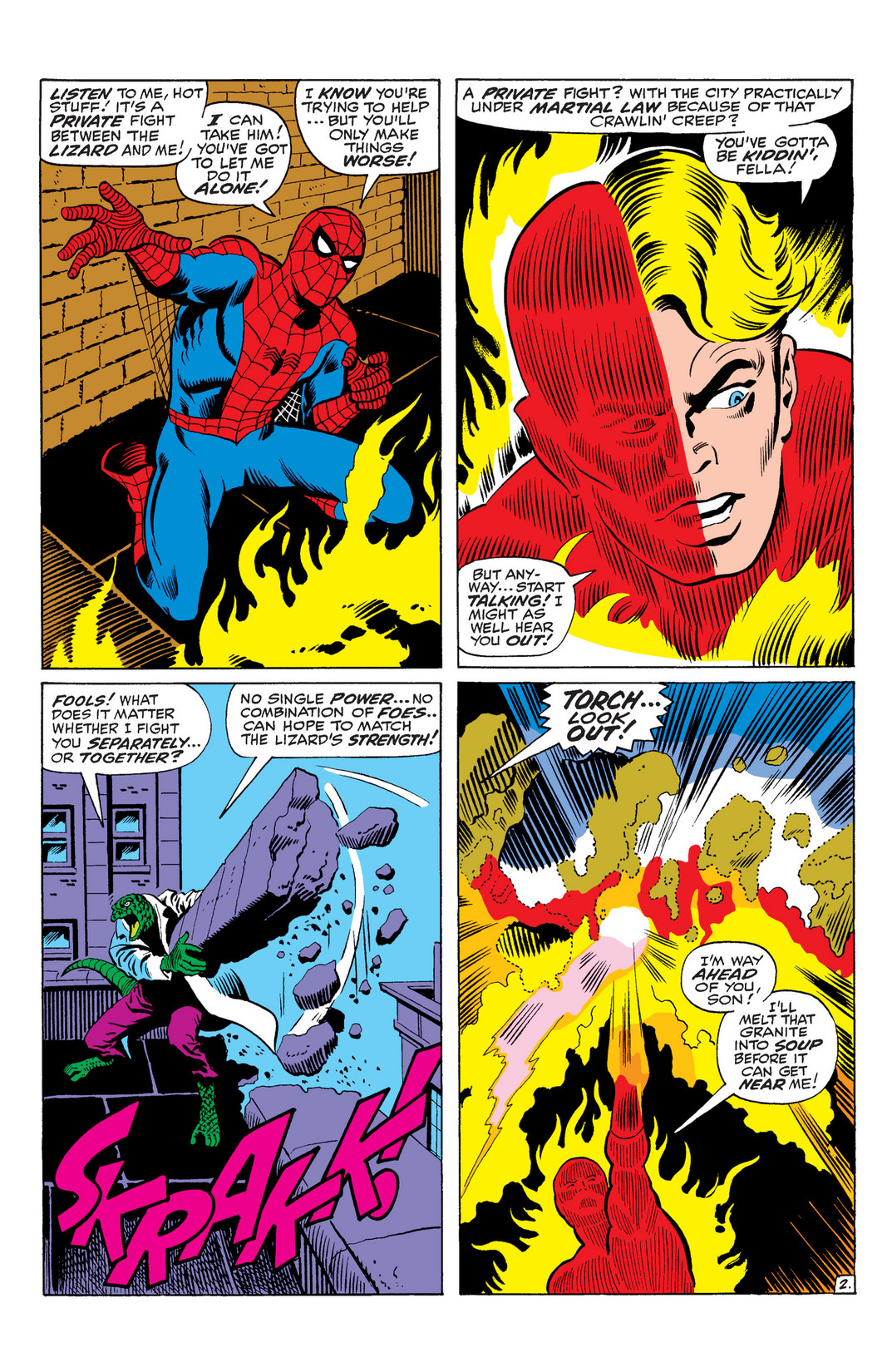 The Amazing Spider-Man (1963) 77 Page 2