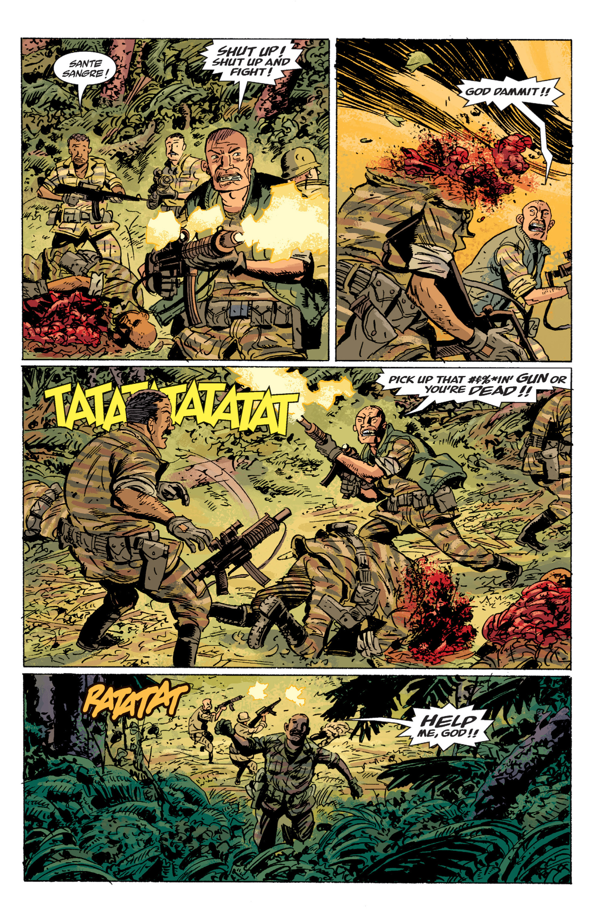 Read online B.P.R.D. (2003) comic -  Issue # TPB 6 - 50