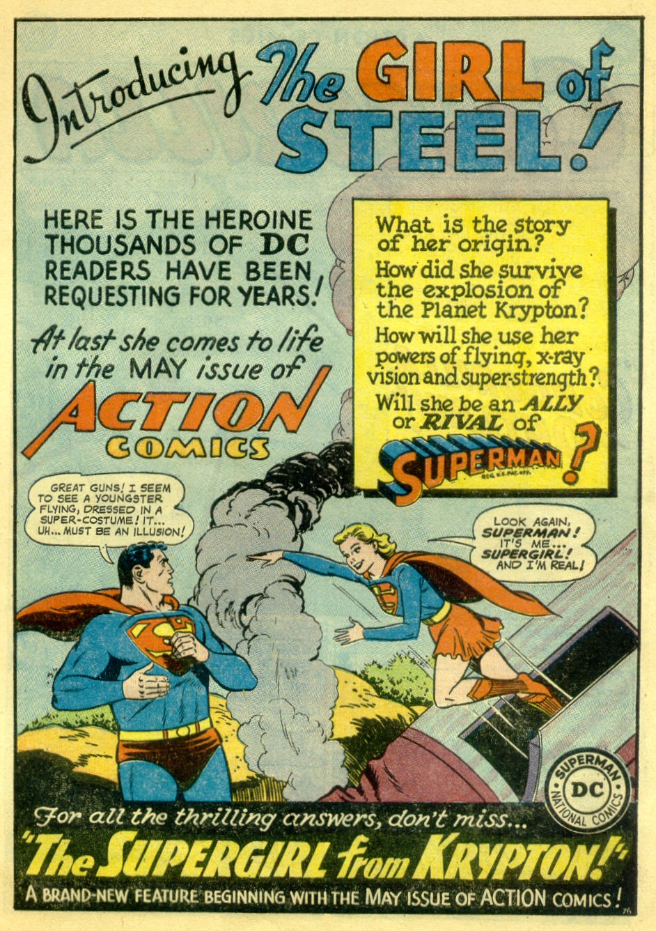 Read online Action Comics (1938) comic -  Issue #251 - 17
