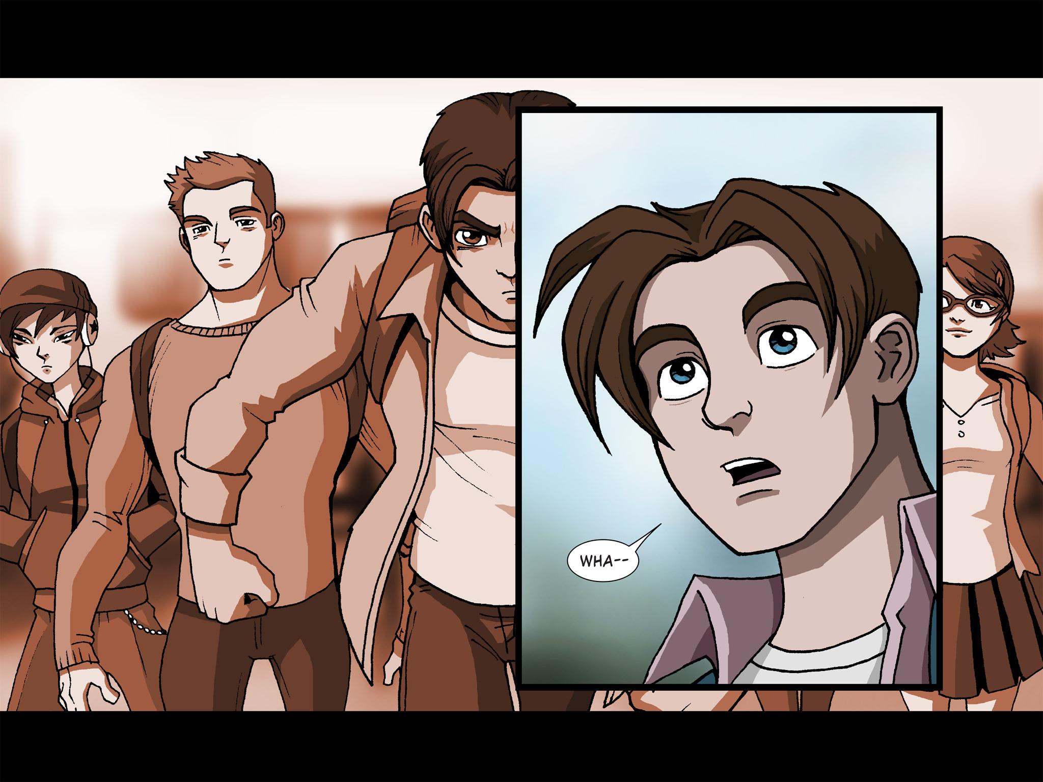 Read online Ultimate Spider-Man (Infinite Comics) (2015) comic -  Issue #12 - 38