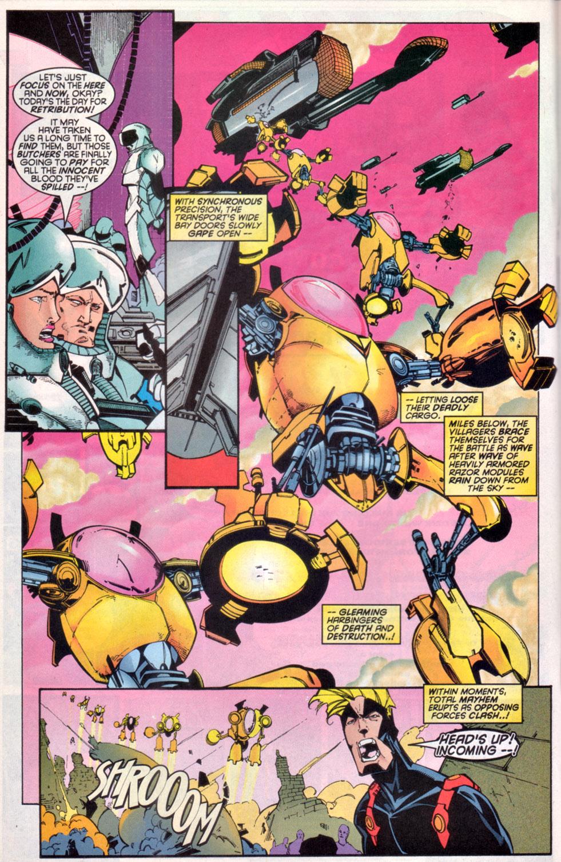 Read online Uncanny X-Men (1963) comic -  Issue # _Annual 1997 - 19